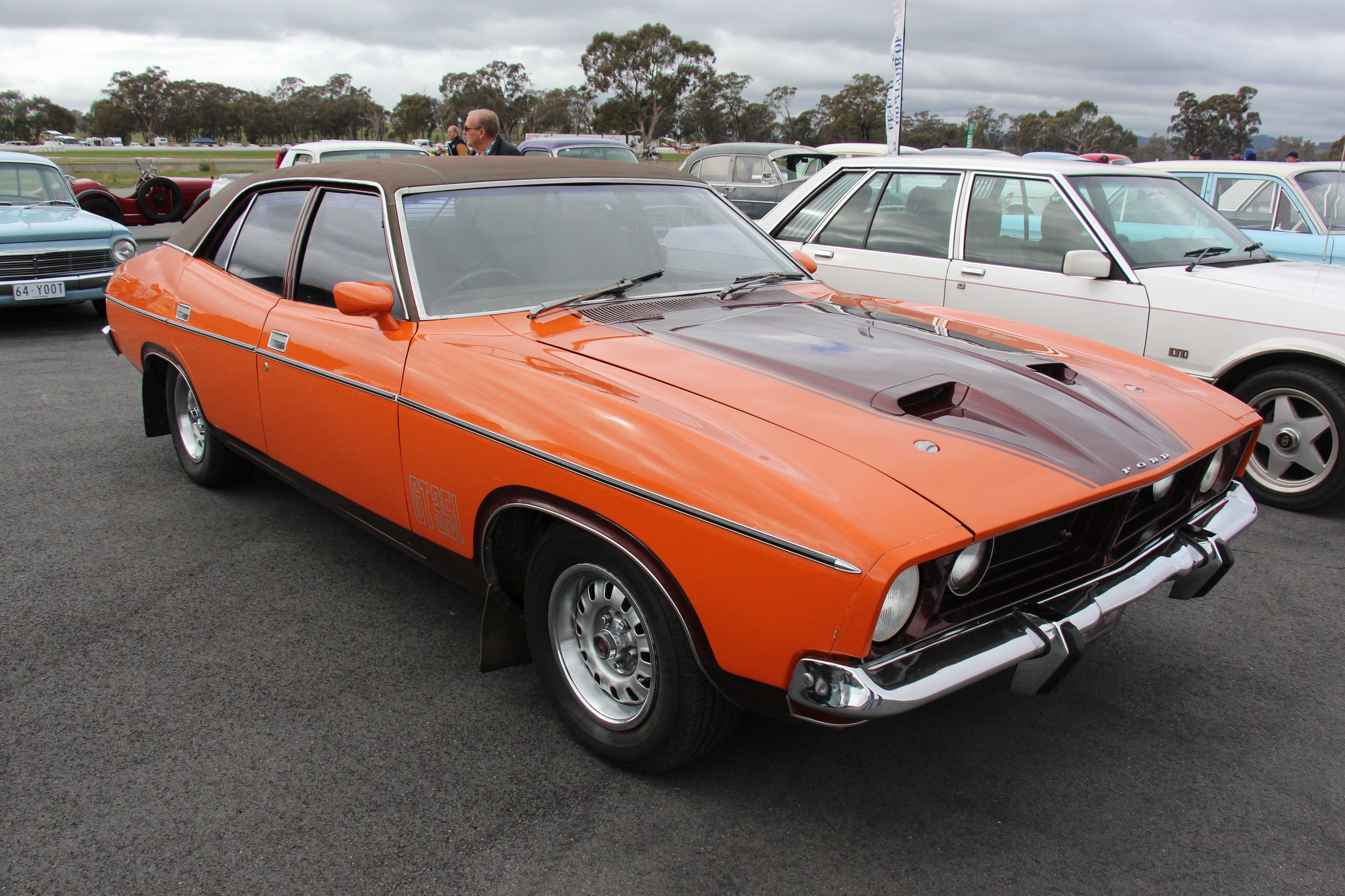 61042 Ford Falcon Xb Gt351 Coupe 1973 additionally 112216 also Mad Max 1979 Ripper Car Movies together with Top 5 Cool Australian Muscle Cars in addition 52857. on 1973 ford xb falcon gt351