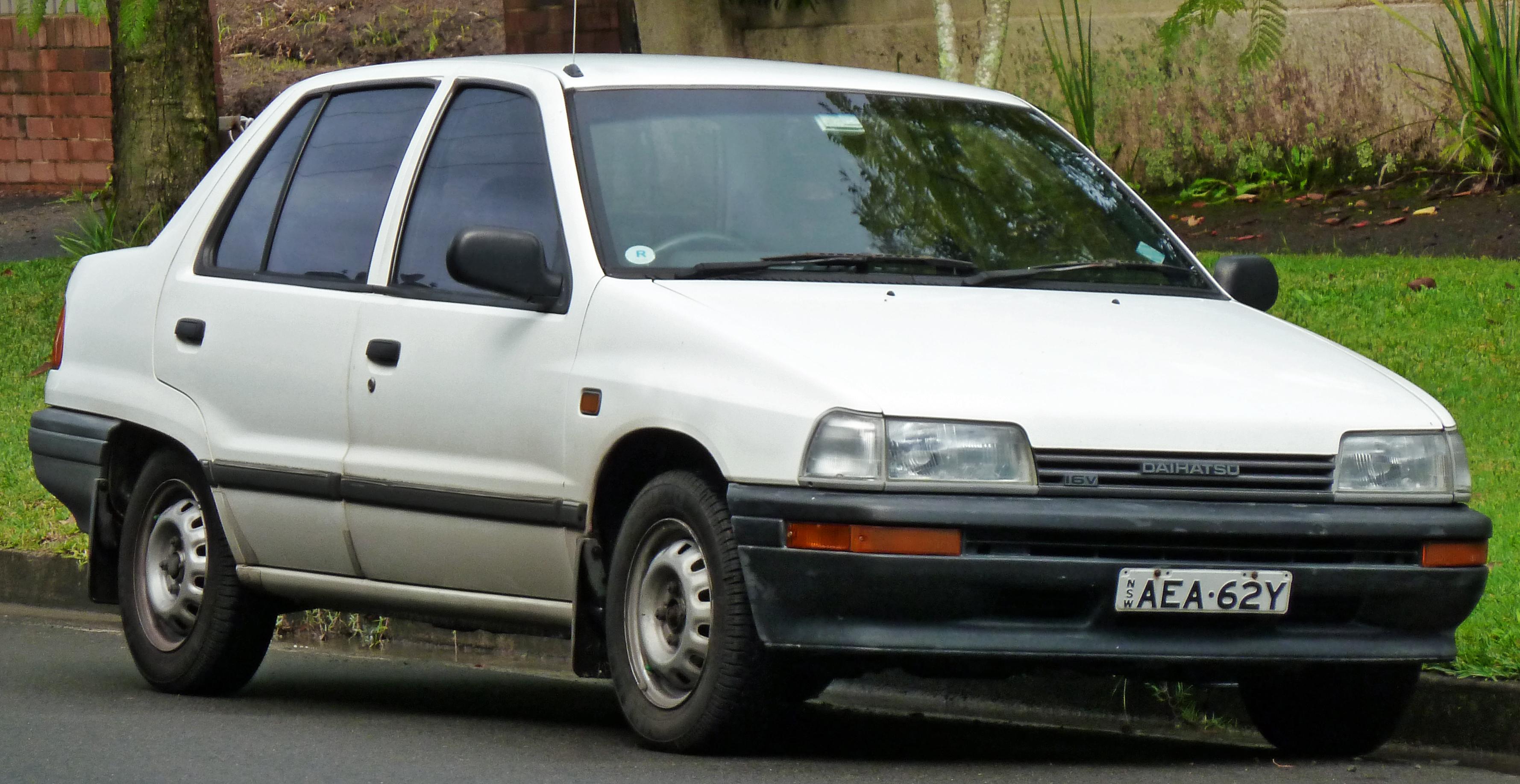 Daihatsu charade daihatsu pinterest daihatsu and cars vanachro Choice Image