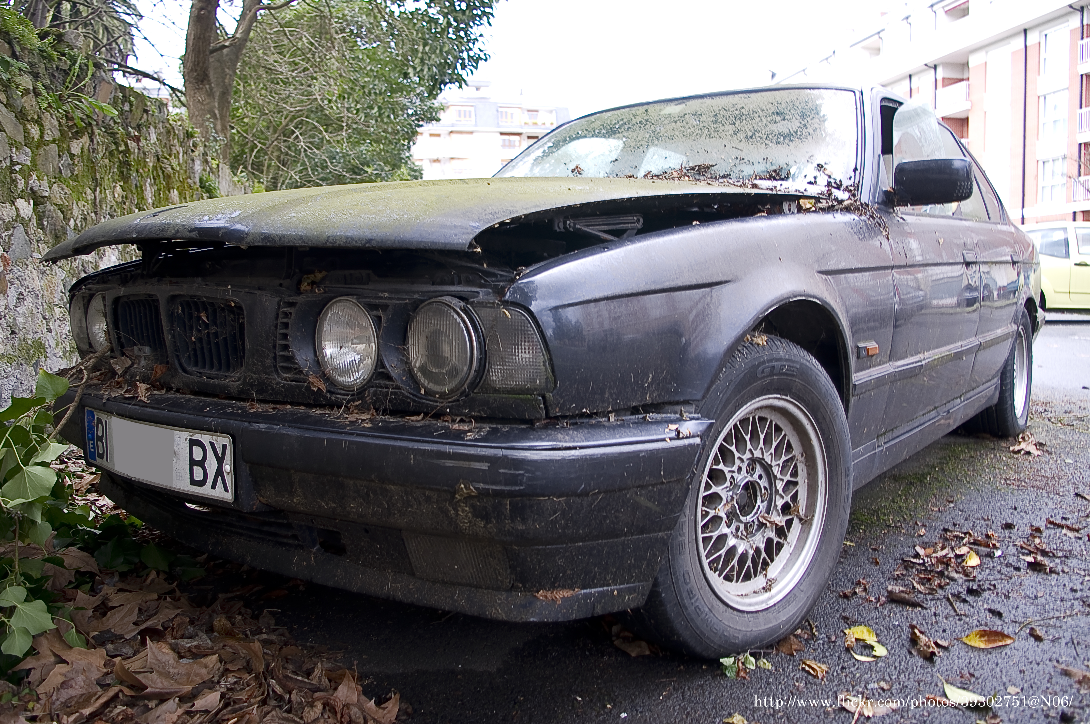 1995 BMW E34 525 TDS TURBO DIESEL - FINAL YEAR REVIEW - YouTube