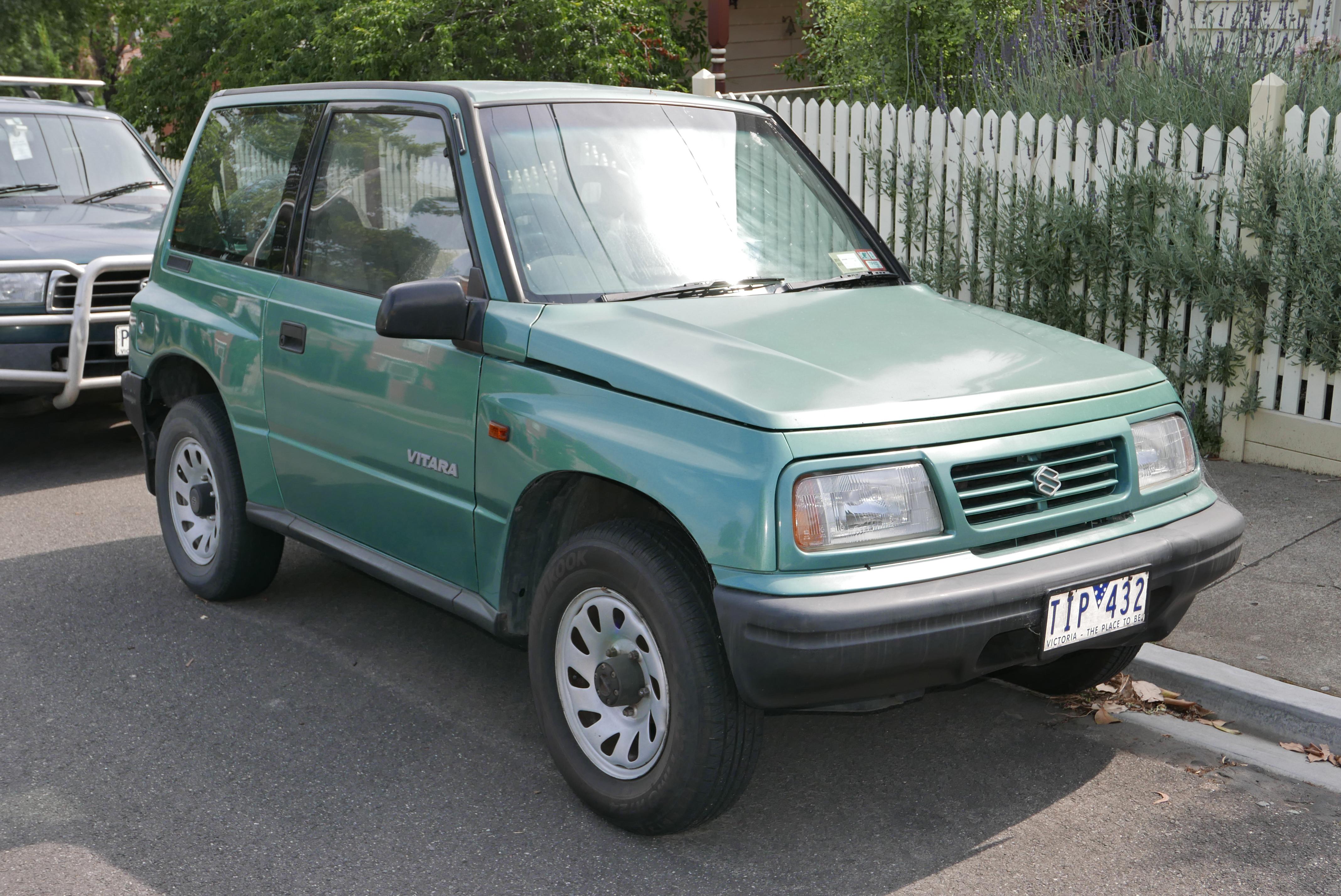 Suzuki Grand Vitara Wiki English