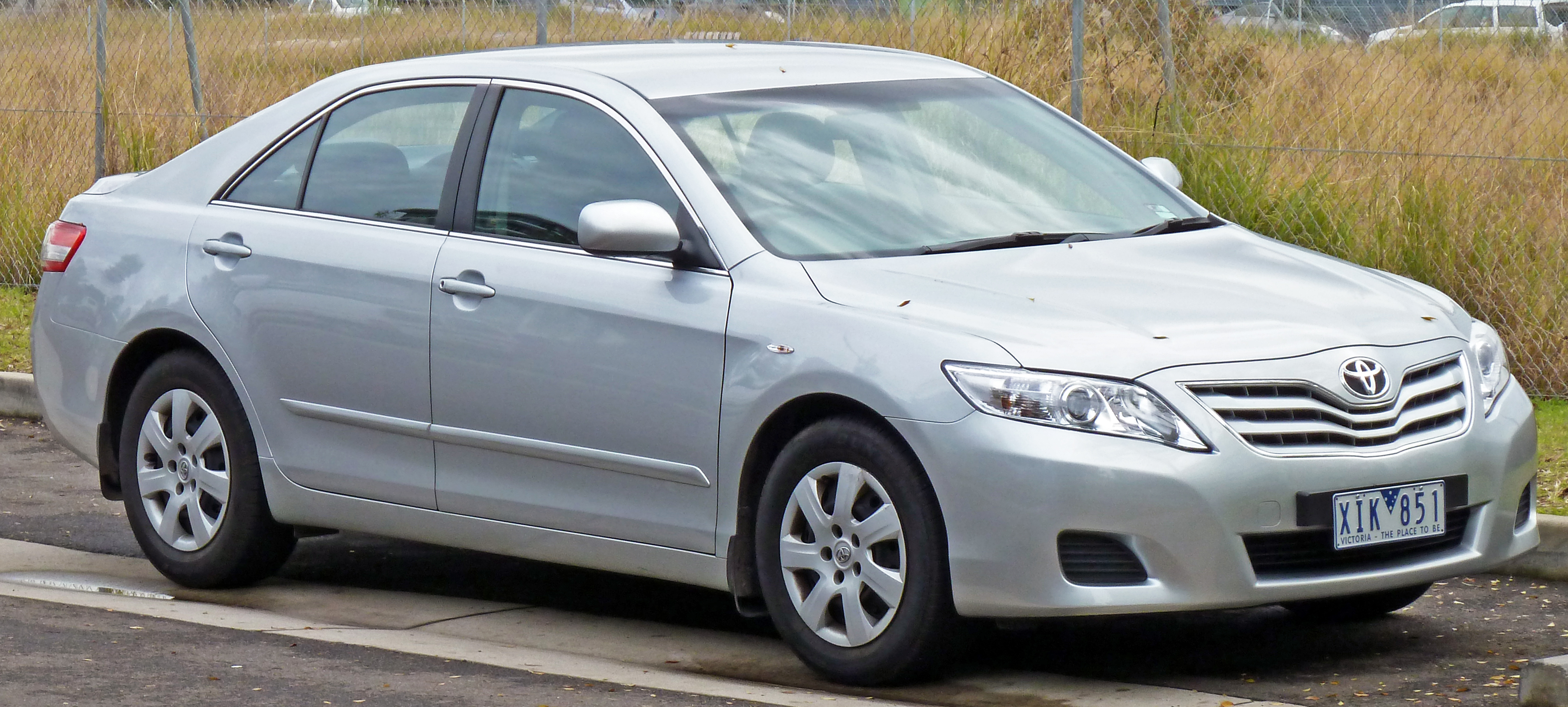 file 2009 toyota camry acv40r my10 altise sedan 2010 07 10 wikimedia commons. Black Bedroom Furniture Sets. Home Design Ideas