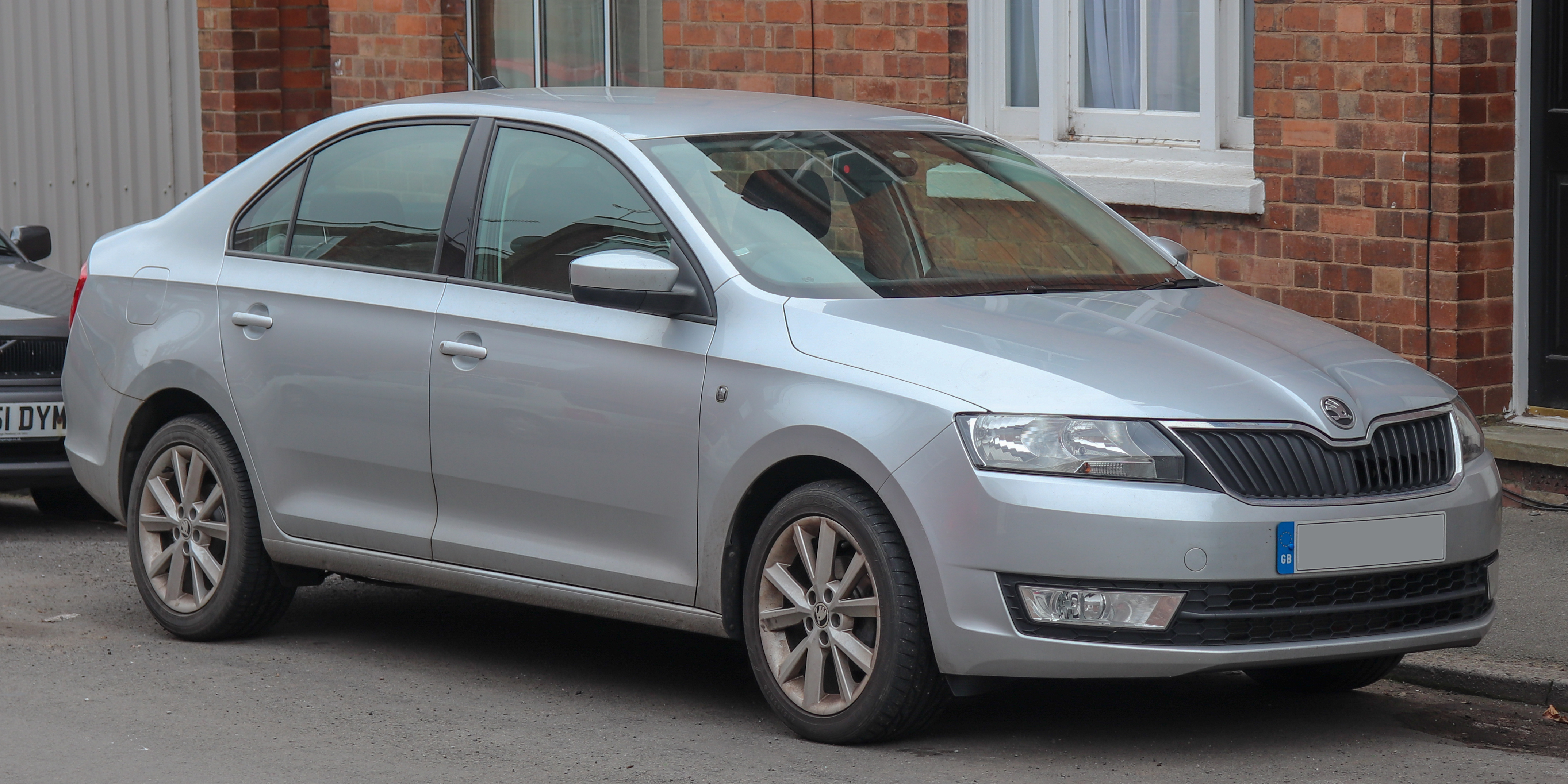 Škoda Rapid (2012) - Wikipedia