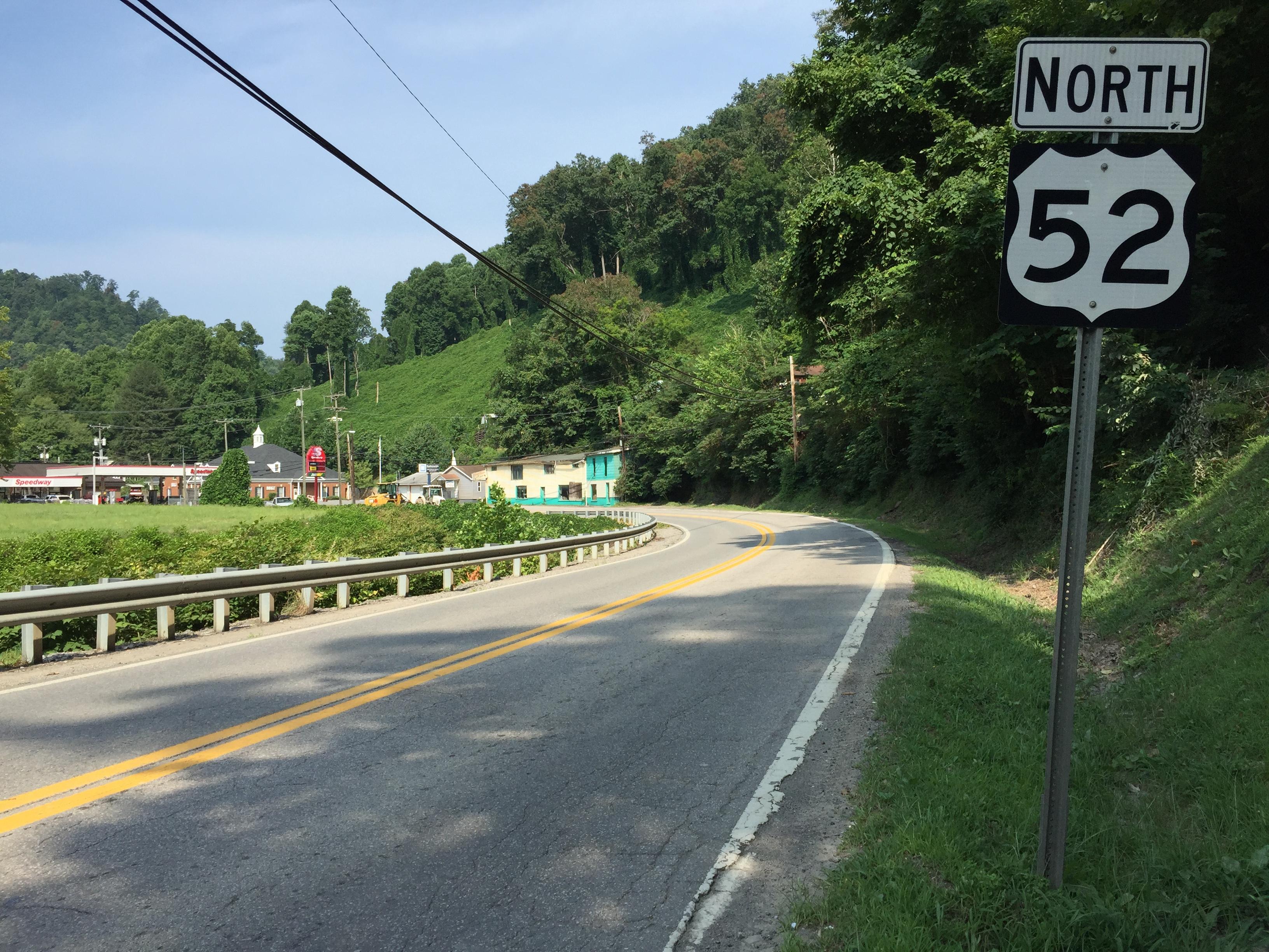West Virginia Car Accident Route