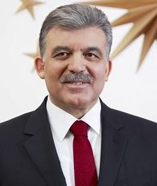 Abdullah Gül 11th President of Turkey 2007–2014