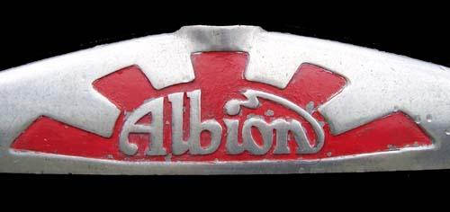 Vintage vehicles for Albion motors albion mi