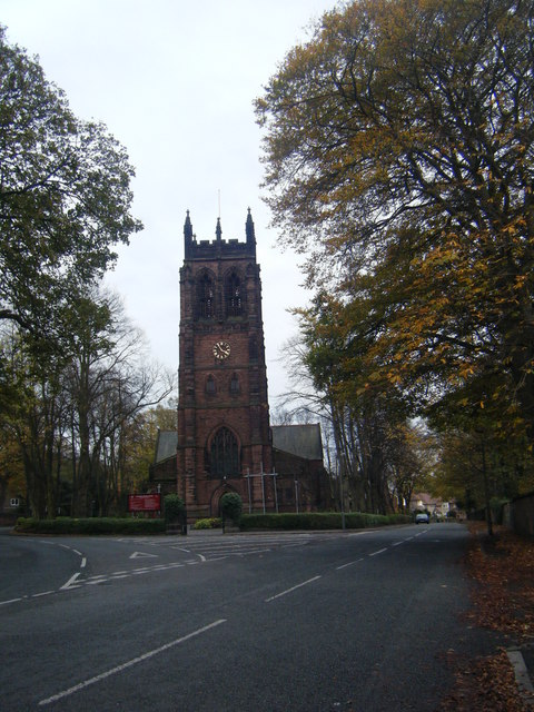 All Hallows Staining: Church Of All Hallows, Allerton