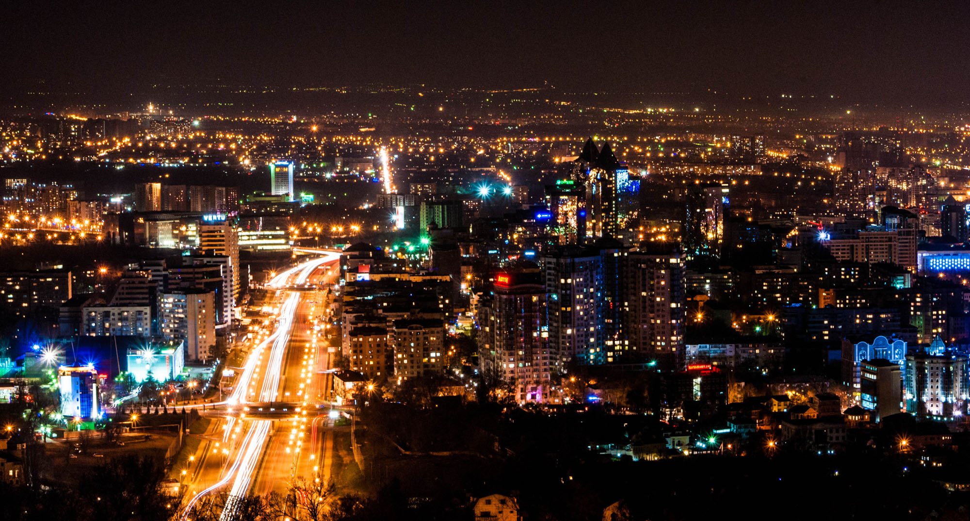 Old central asian city sam