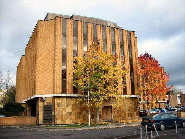 File:Andover - Office Block - geograph.org.uk - 1056046.jpg