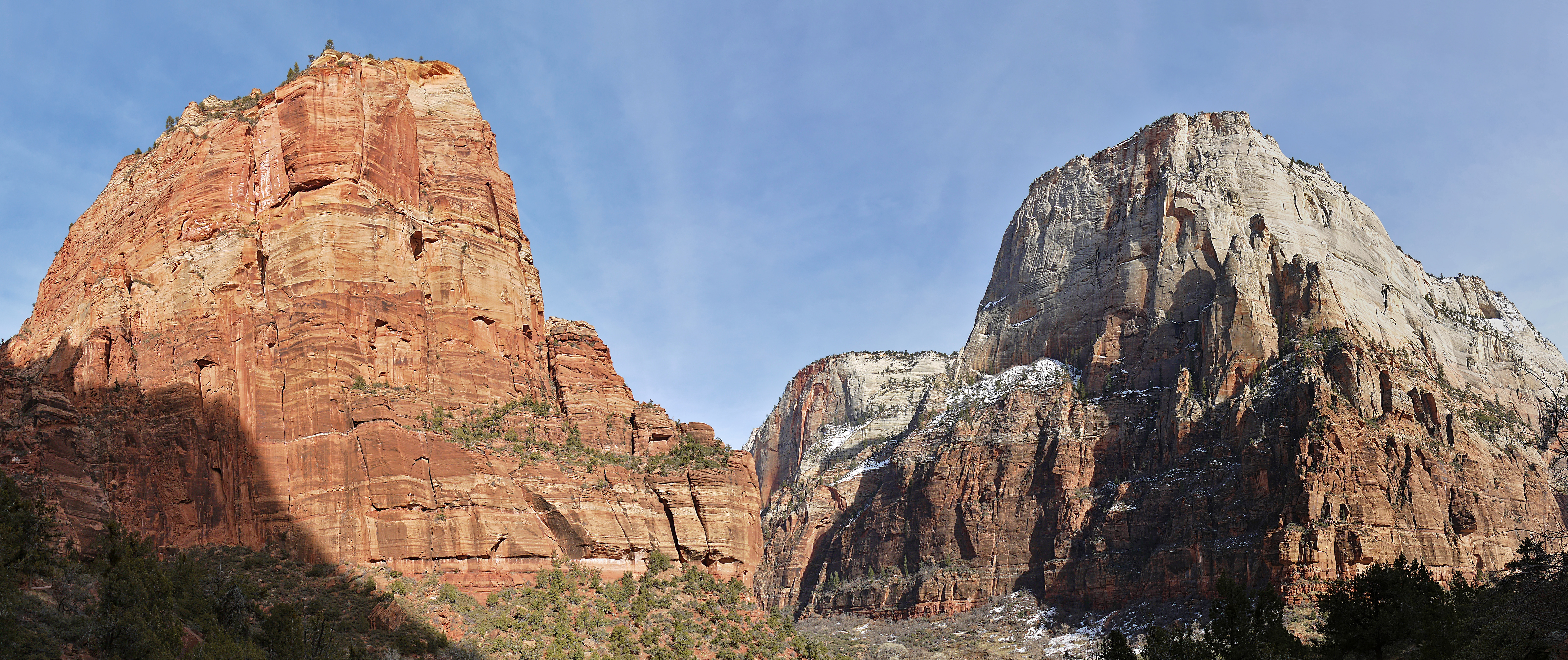 Beschreibung angels landing and the great white throne