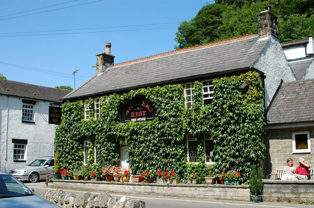 Anglers Rest - Miller's Dale - geograph.org.uk - 1074506