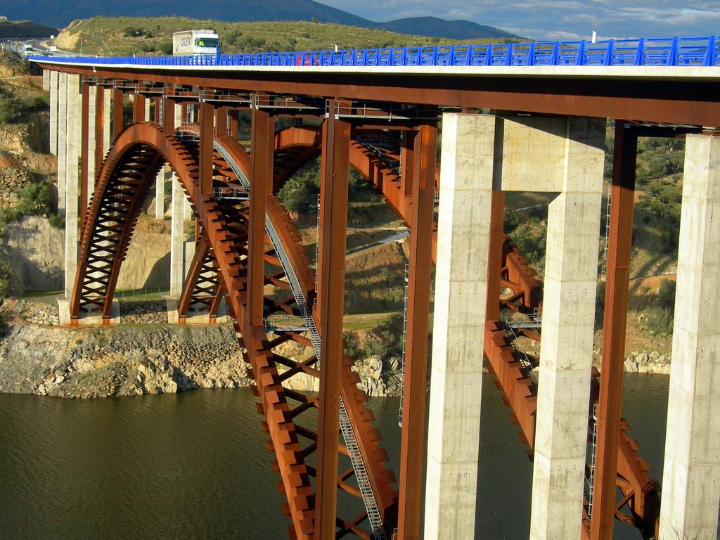 Alconétar Viaduct