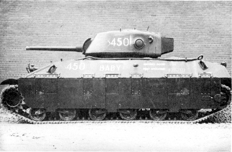 Assault Tank T