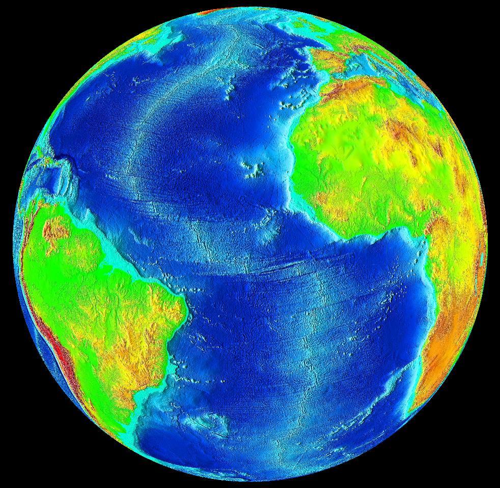 Океанологи сообщили об открытии ранее не известного течения в северной части Атлантического океана...