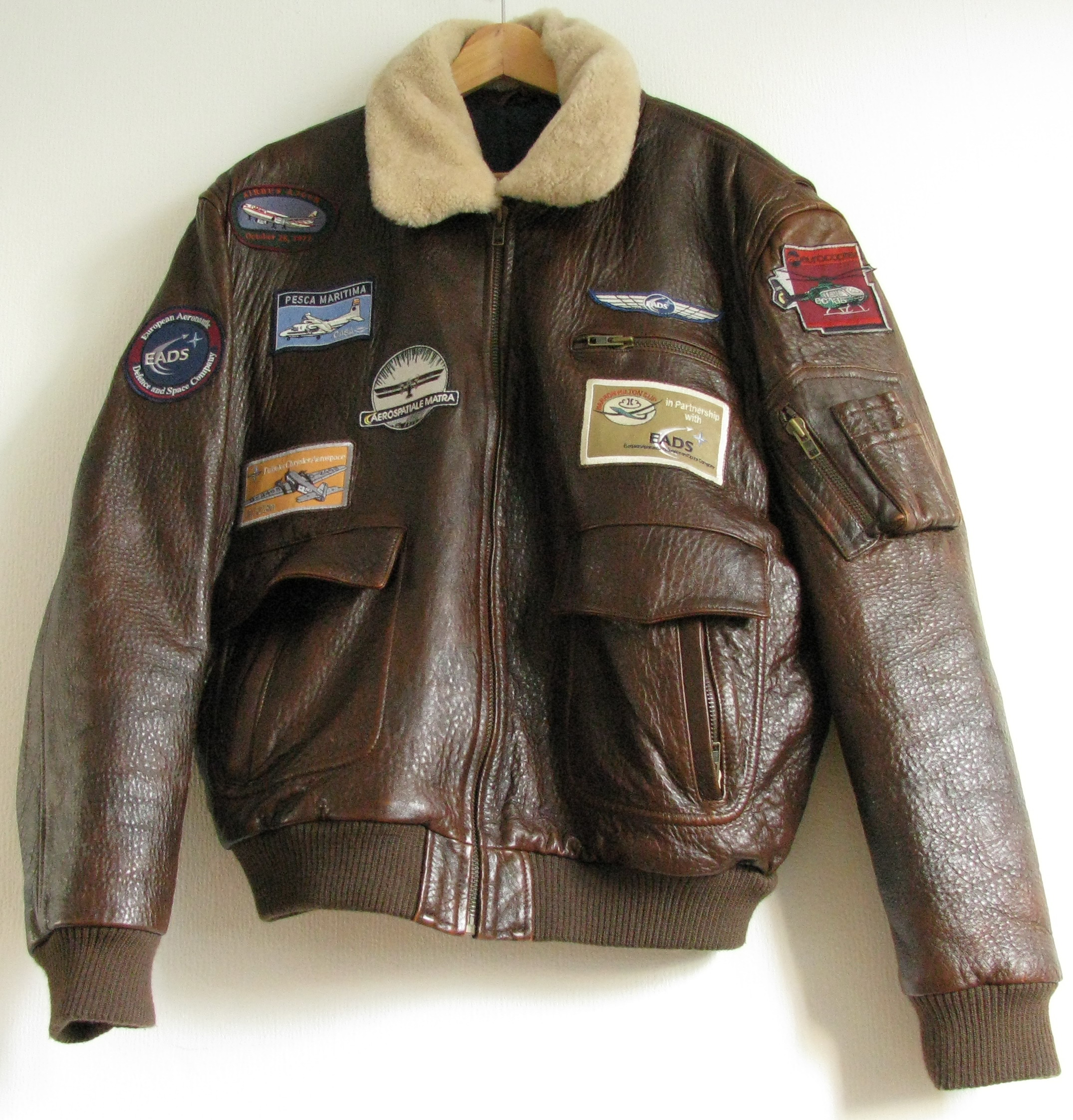 Fliegerjacke – Wikipedia