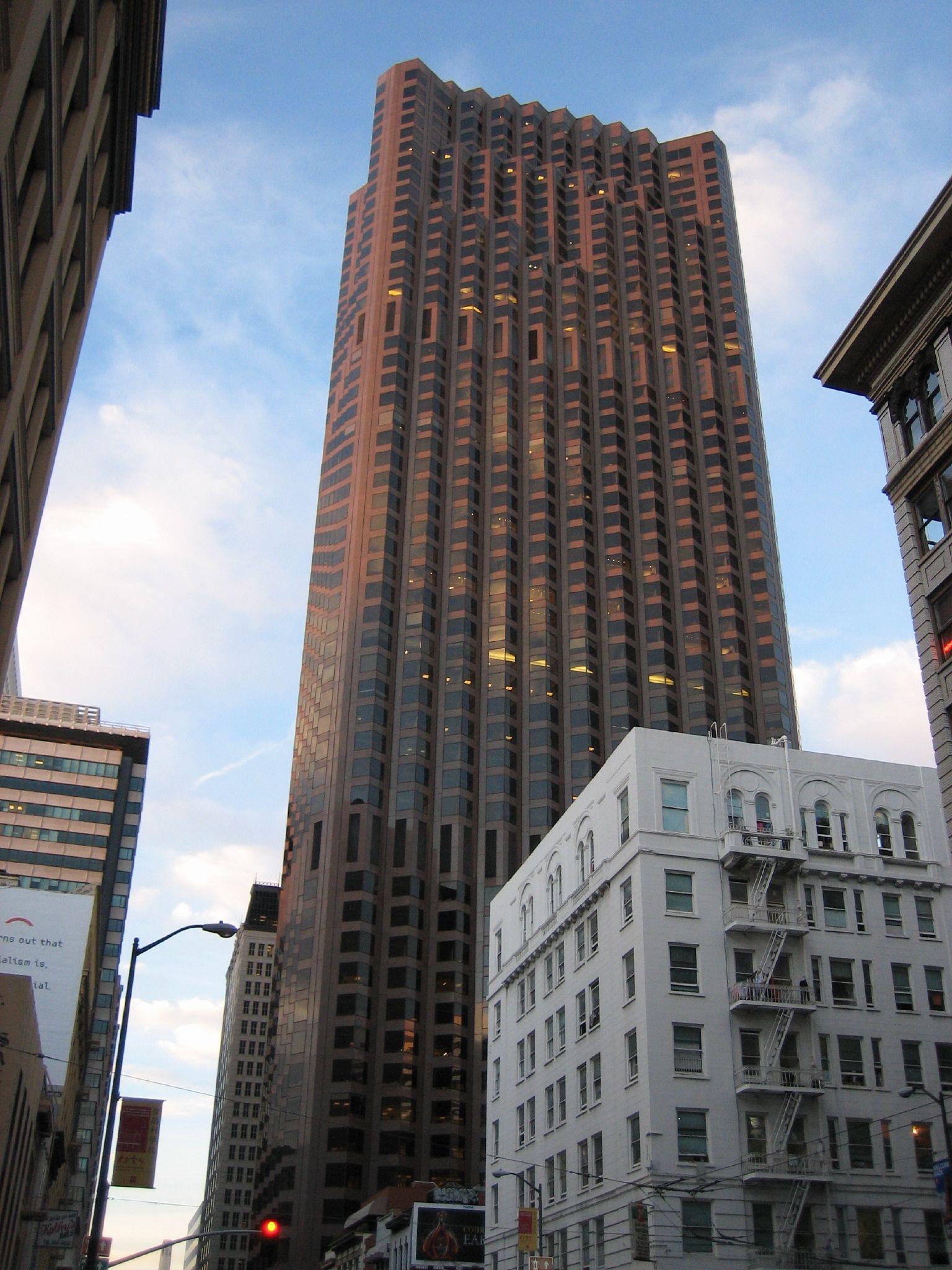 File Bank Of America Tower San Francisco Jpg