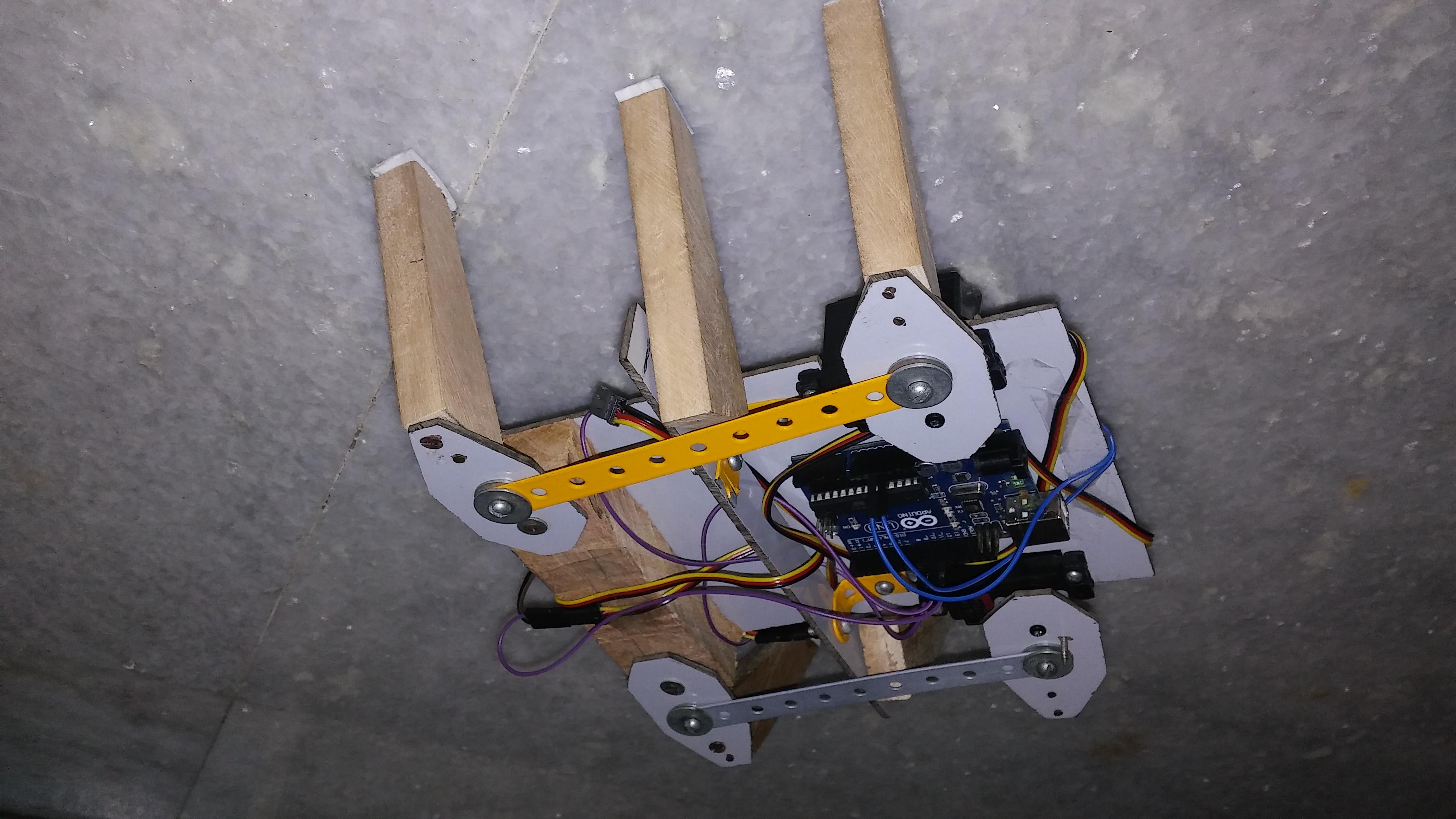 Hexapod (robotics) - Wikipedia
