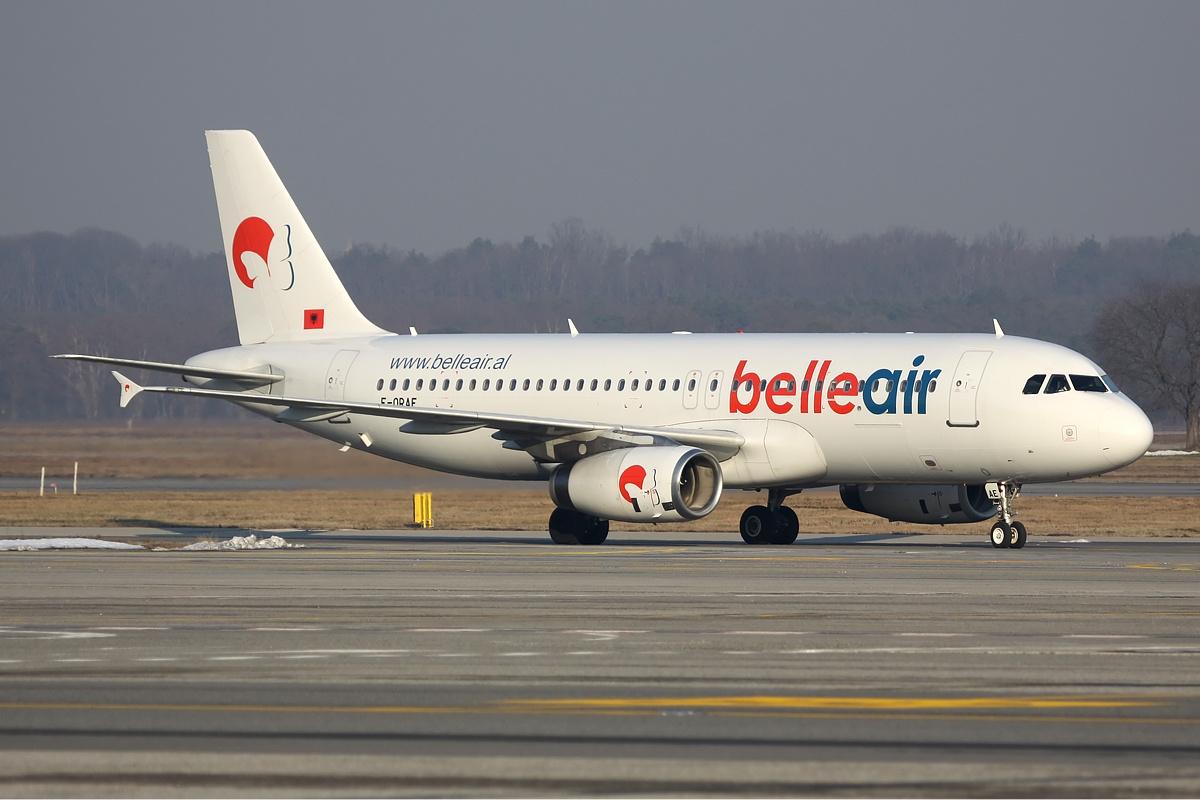 Авиакомпания Белл Эйр (Belle Air).2