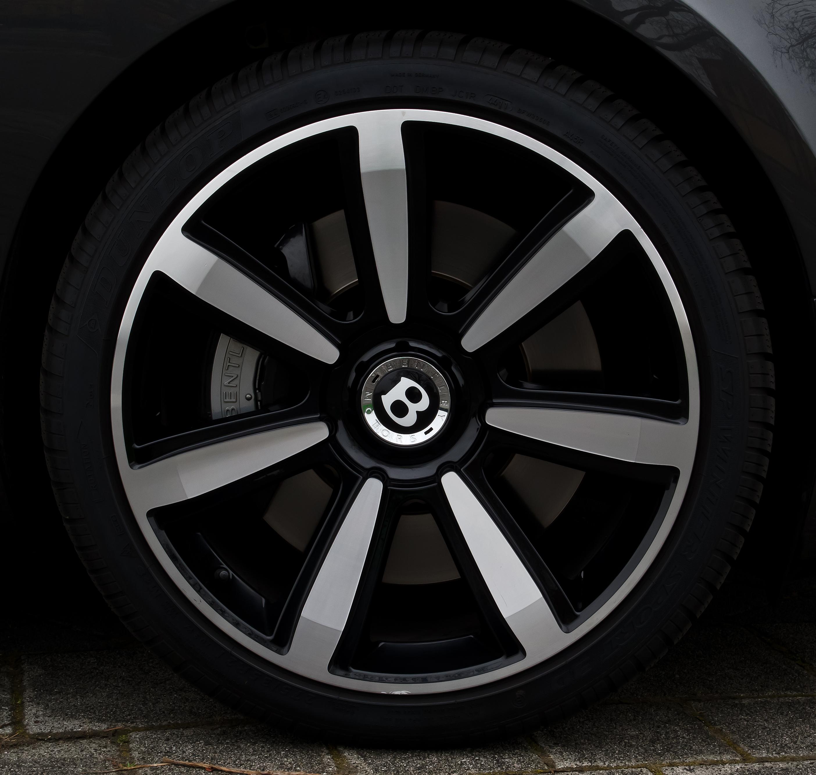 2012 Bentley Continental Camshaft: File:Bentley Continental GT (II)