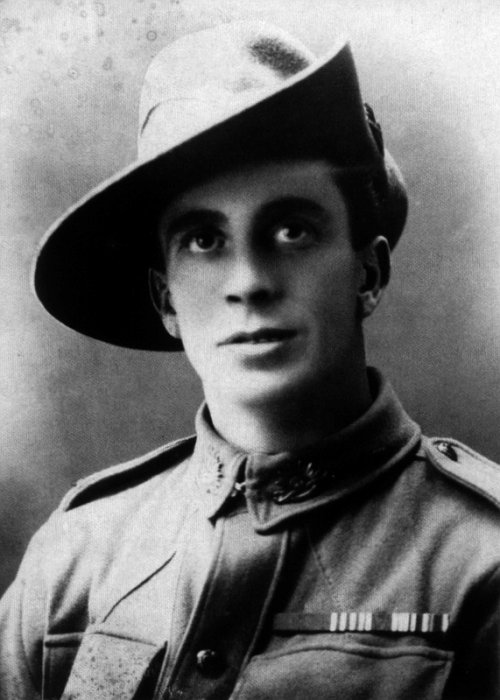 Bernard Gordon (soldier) - Wikipedia