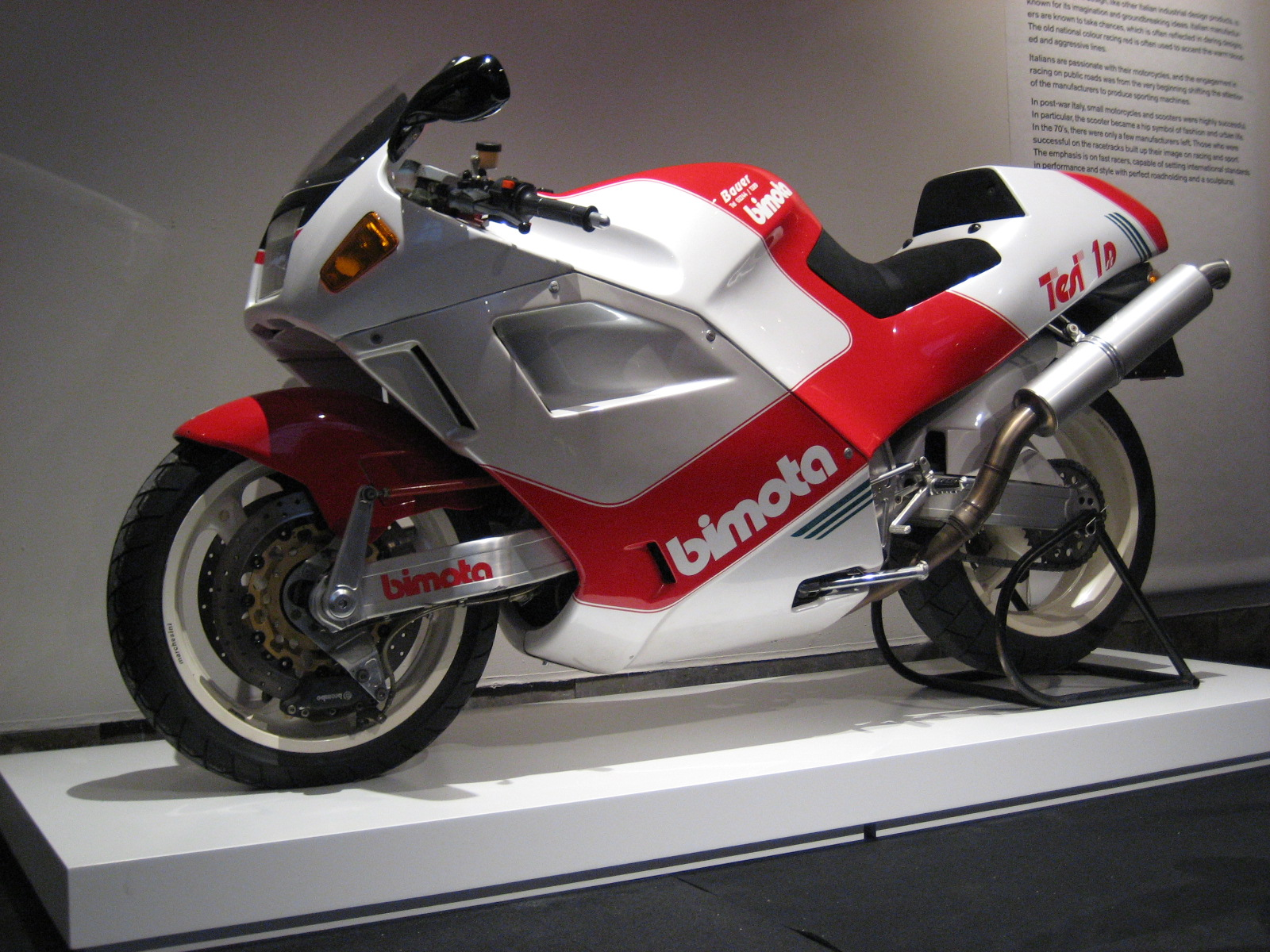 Ducati Bimota