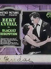 <i>Blackies Redemption</i> 1919 American silent drama film, directed by John Ince