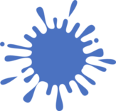 Blue fundraising icon for Wikipedia- 2014-02-08 14-34.png