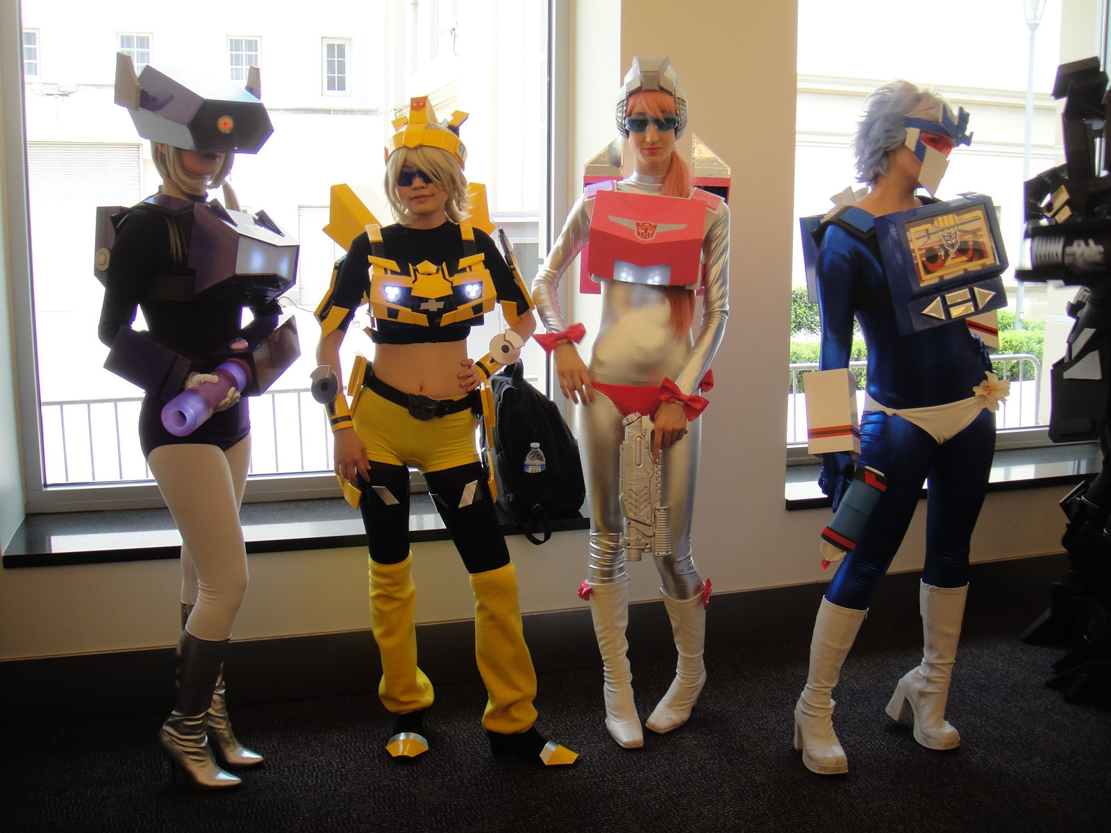 File Botcon 2011 Transformers Cosplay Robot Girls 5802061115 Jpg