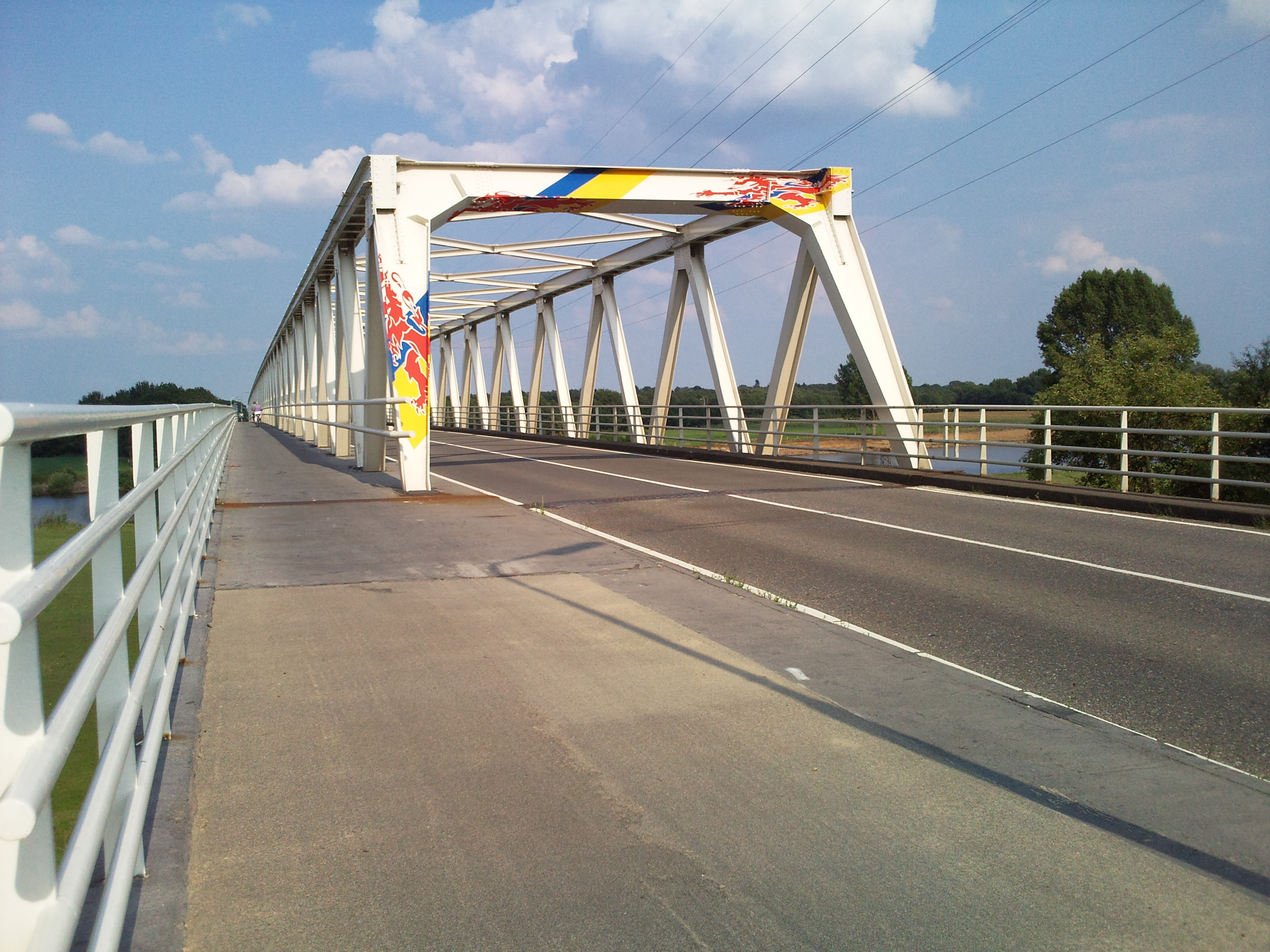 Maasbrug bij Gennep
