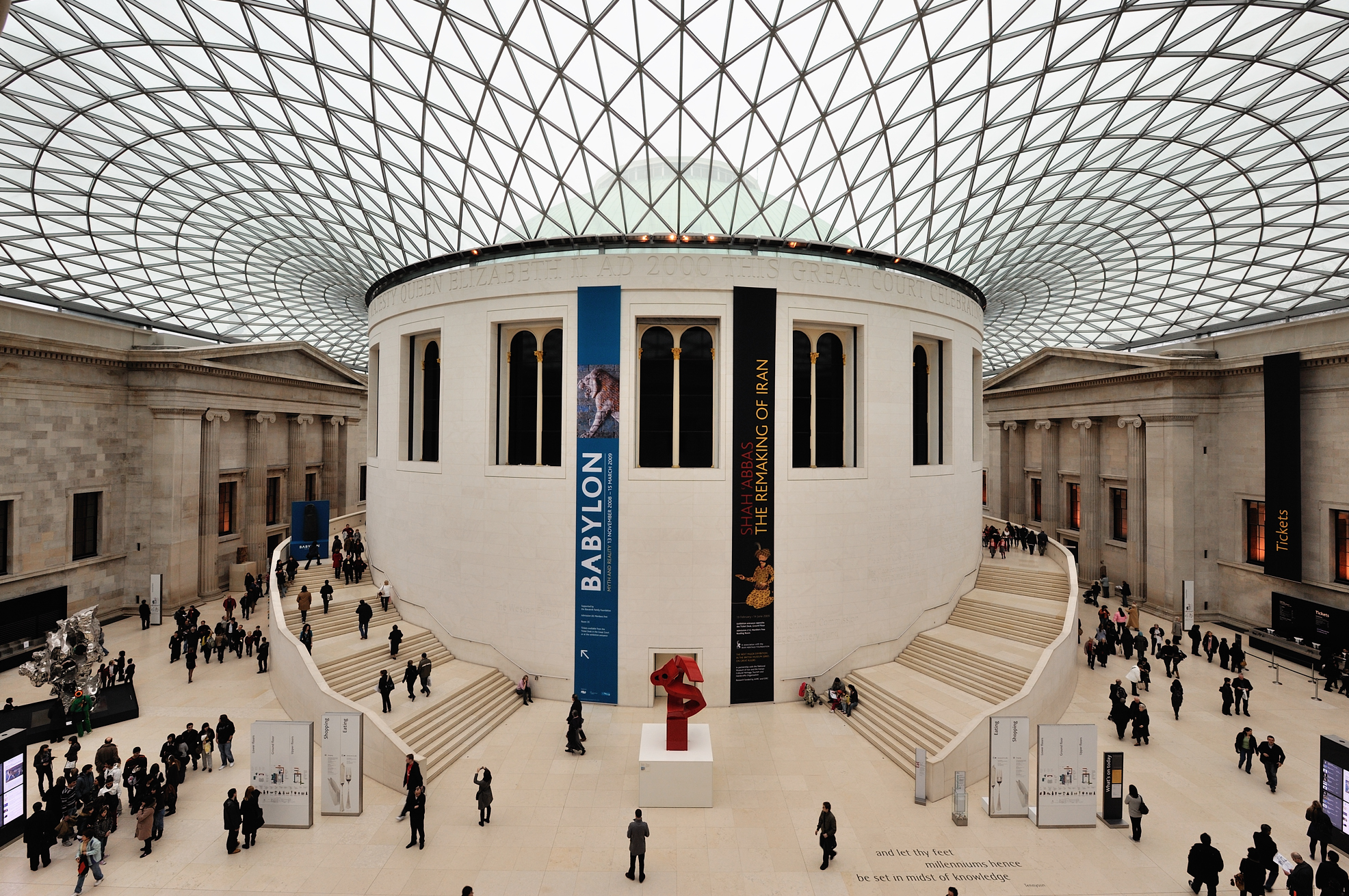 best things to see at the british museum