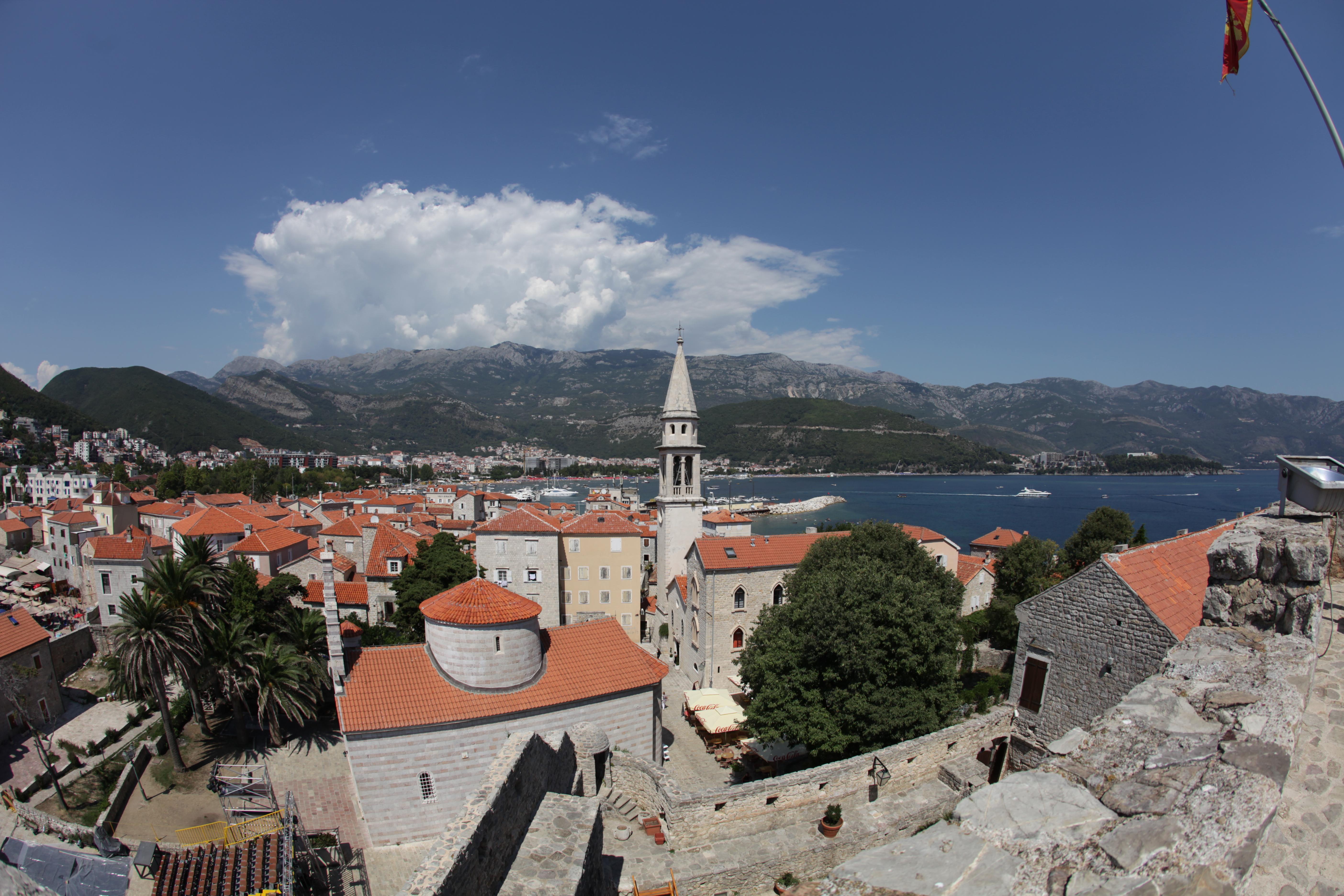 Гугл черногория