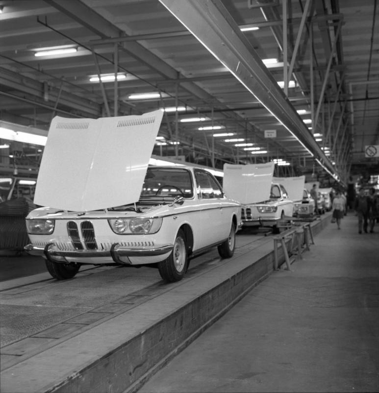 BMW Factory Tour >> Tum Bmw Factory Tour Ii