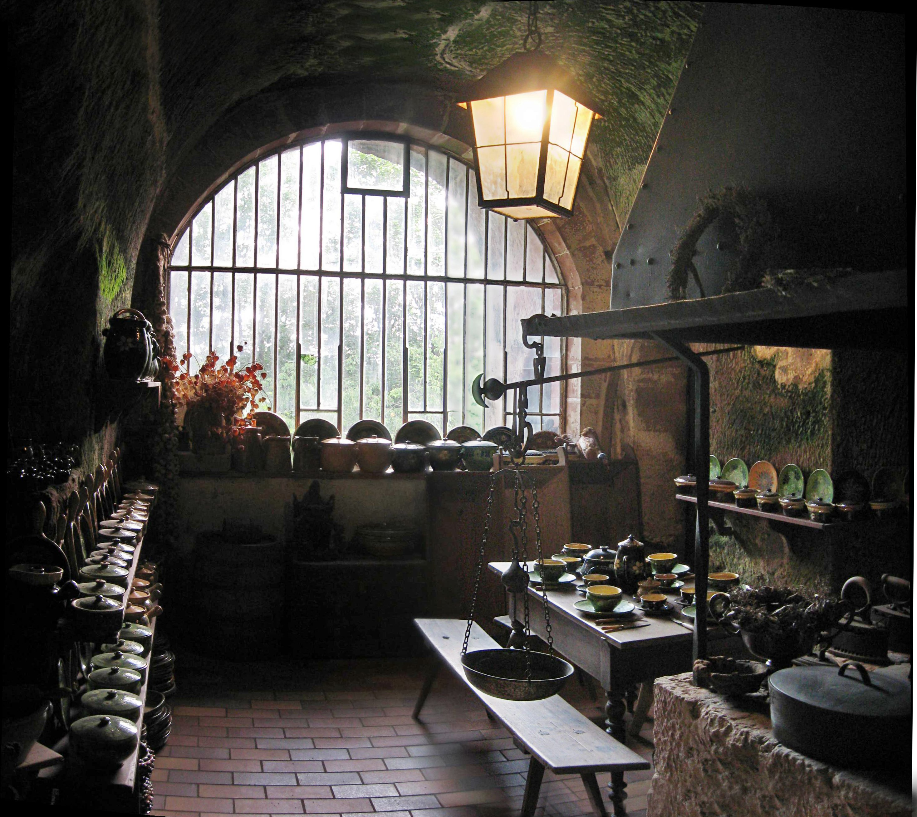 Stein Küche