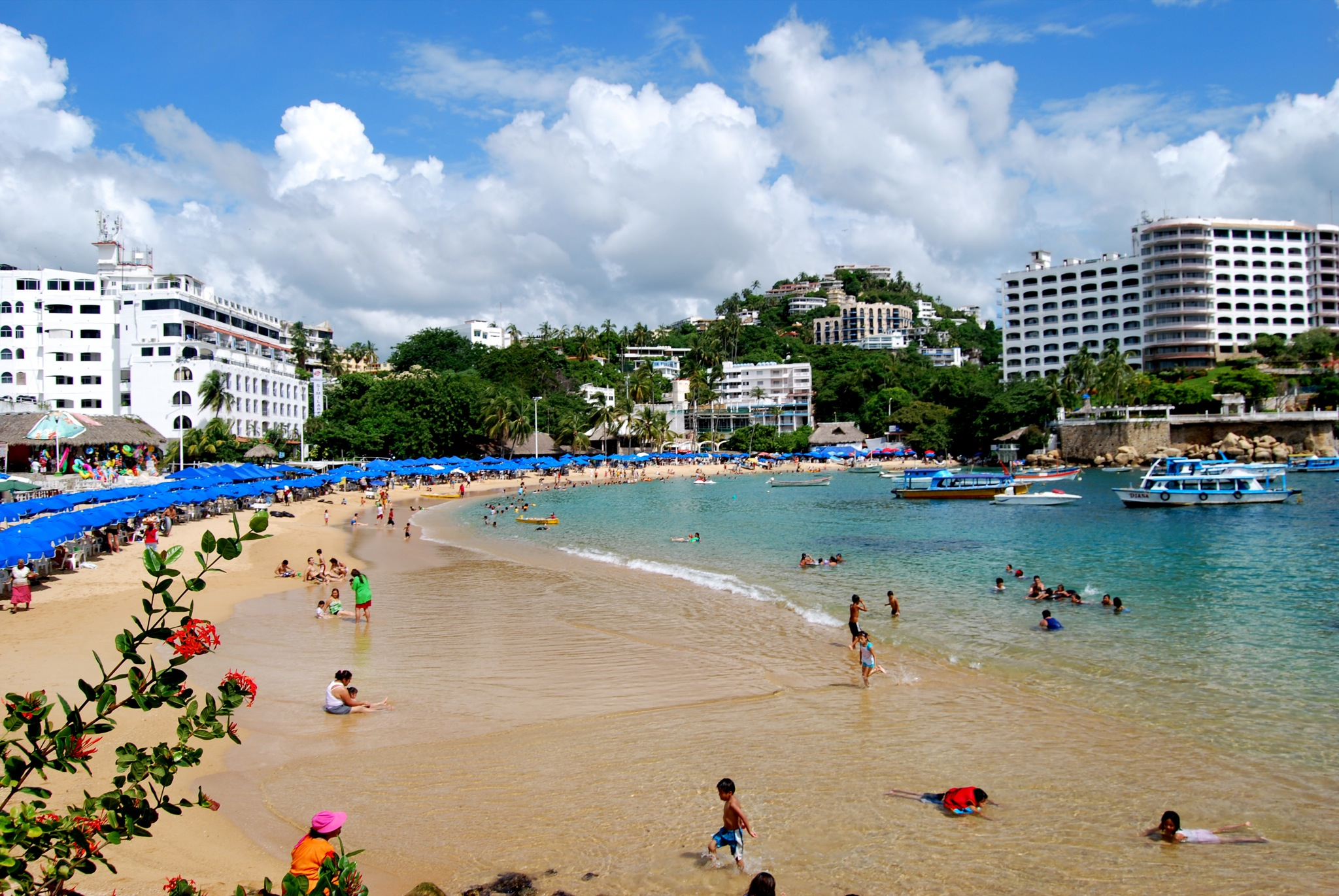 Papagayo Beach Hotel Fruhstuck