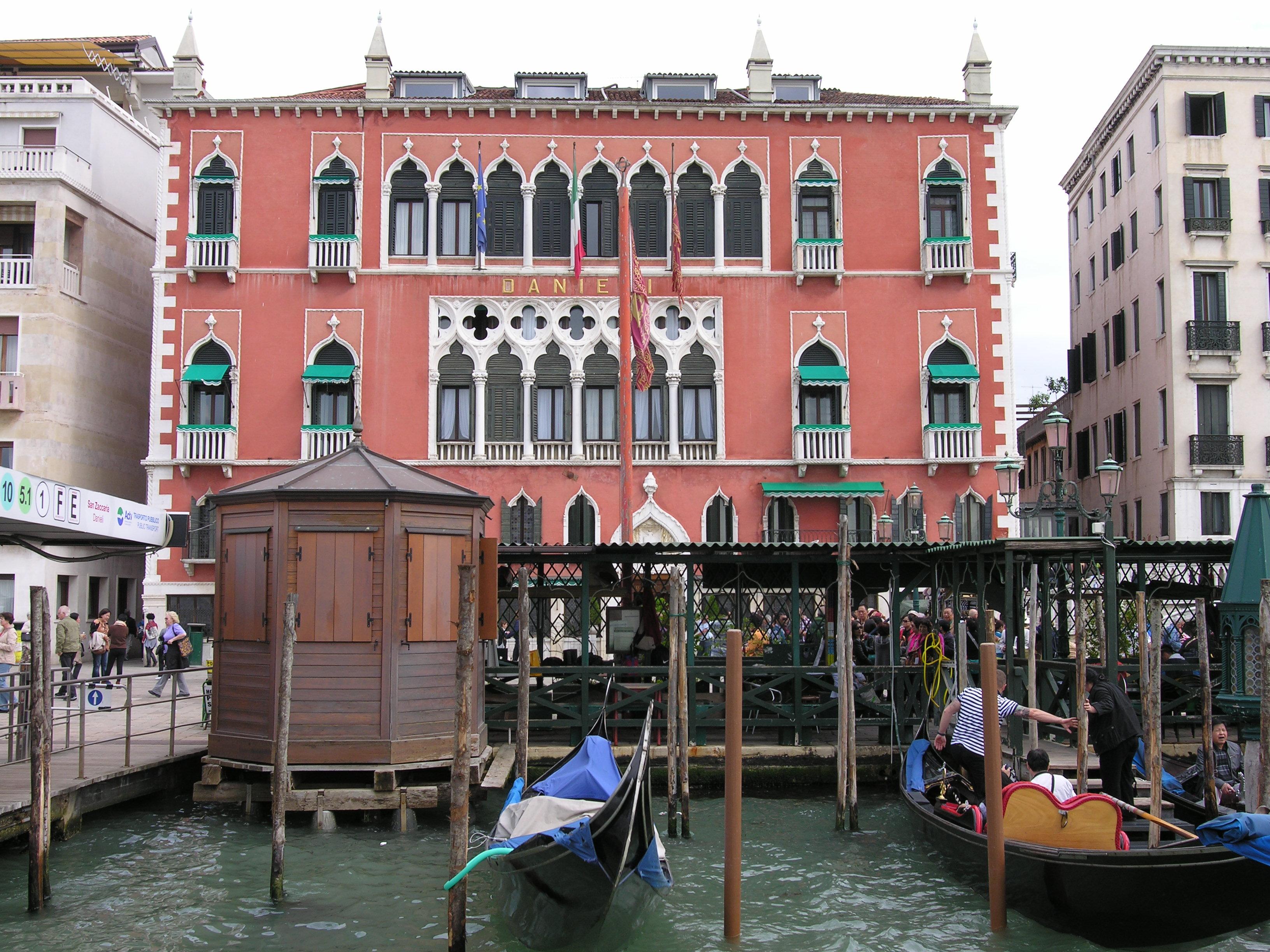 Hotel Danieli Wikipedia La Enciclopedia Libre