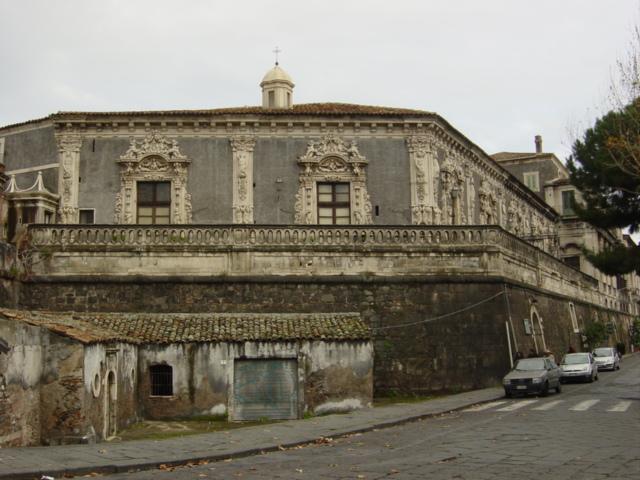 Palazzo biscari wikipedia - Pilozzo da esterno ...