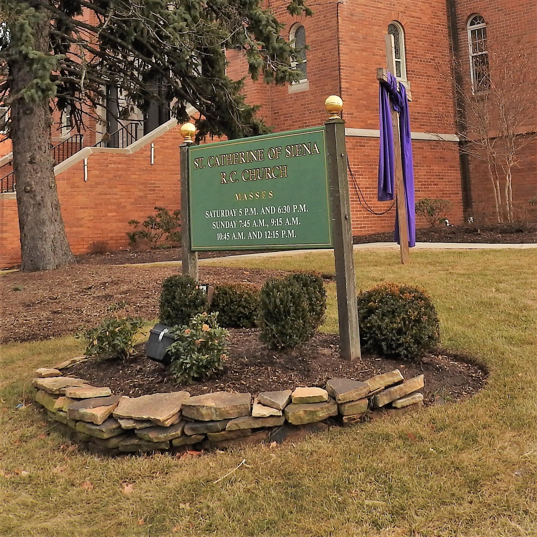 File:Catherine RCC Cedar Grove sign jeh.jpg - Wikimedia Commons