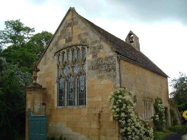 Chapel, Hidcote Manor - geograph.org.uk - 1408213