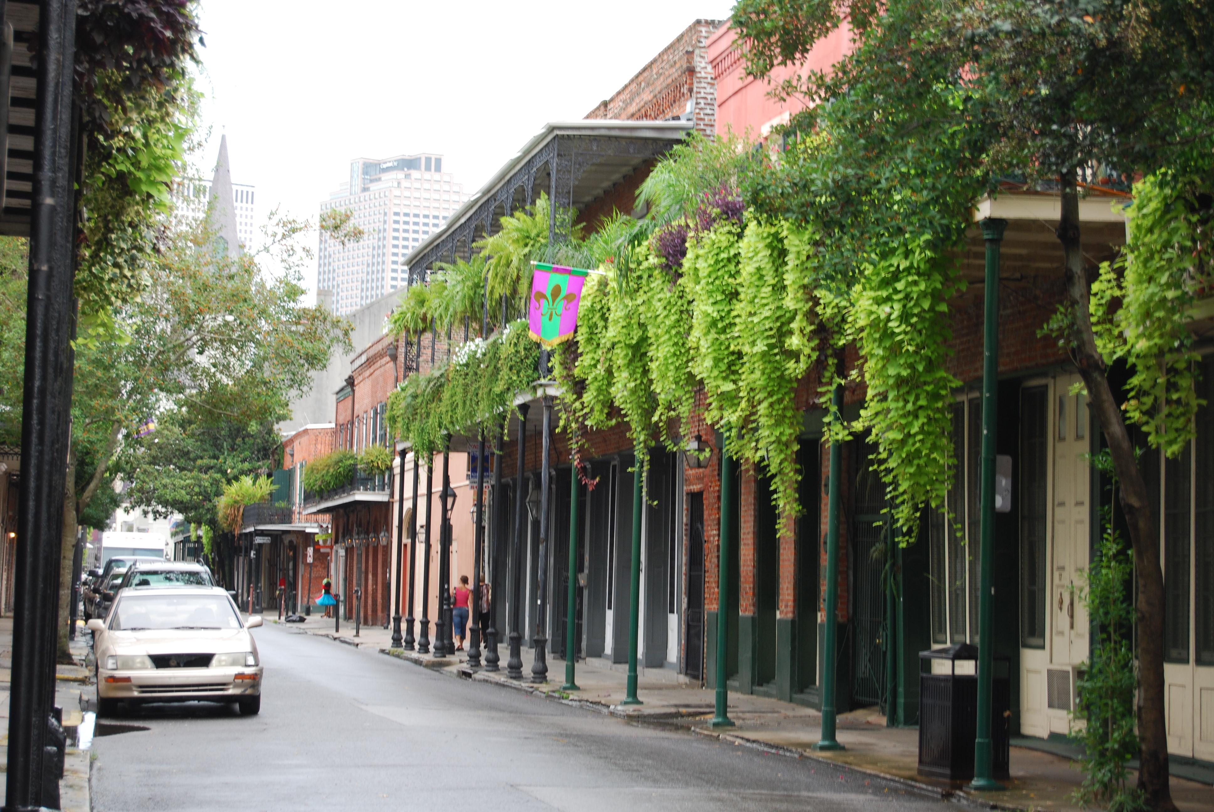 New Orleans Restaurant In Freder