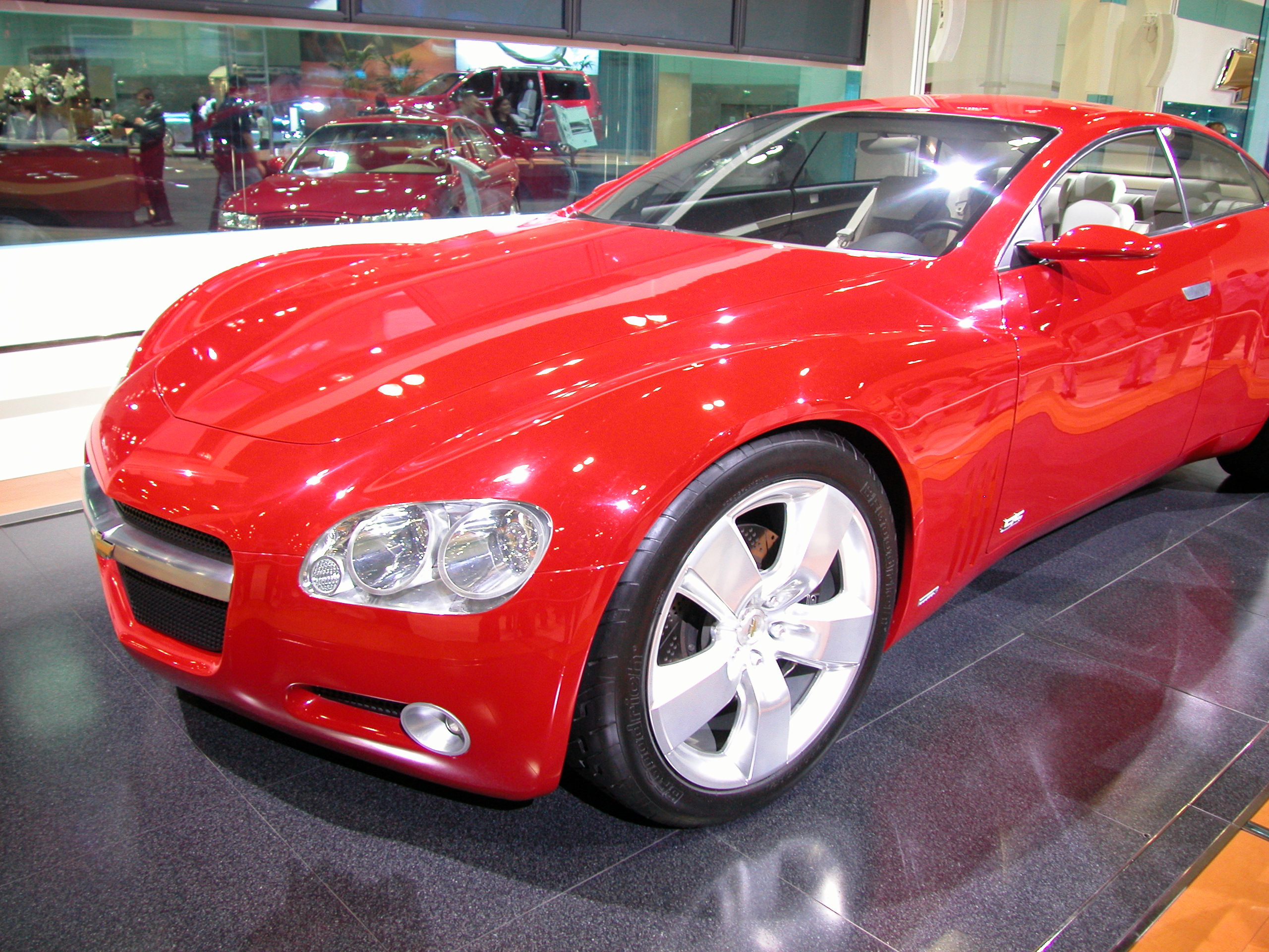Chevrolet Ss Concept Car Wikipedia