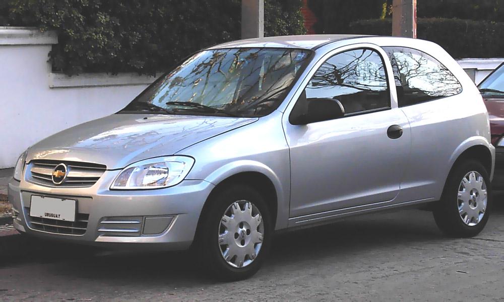 General Motors Wikipedia >> Chevrolet Celta - Wikipedia