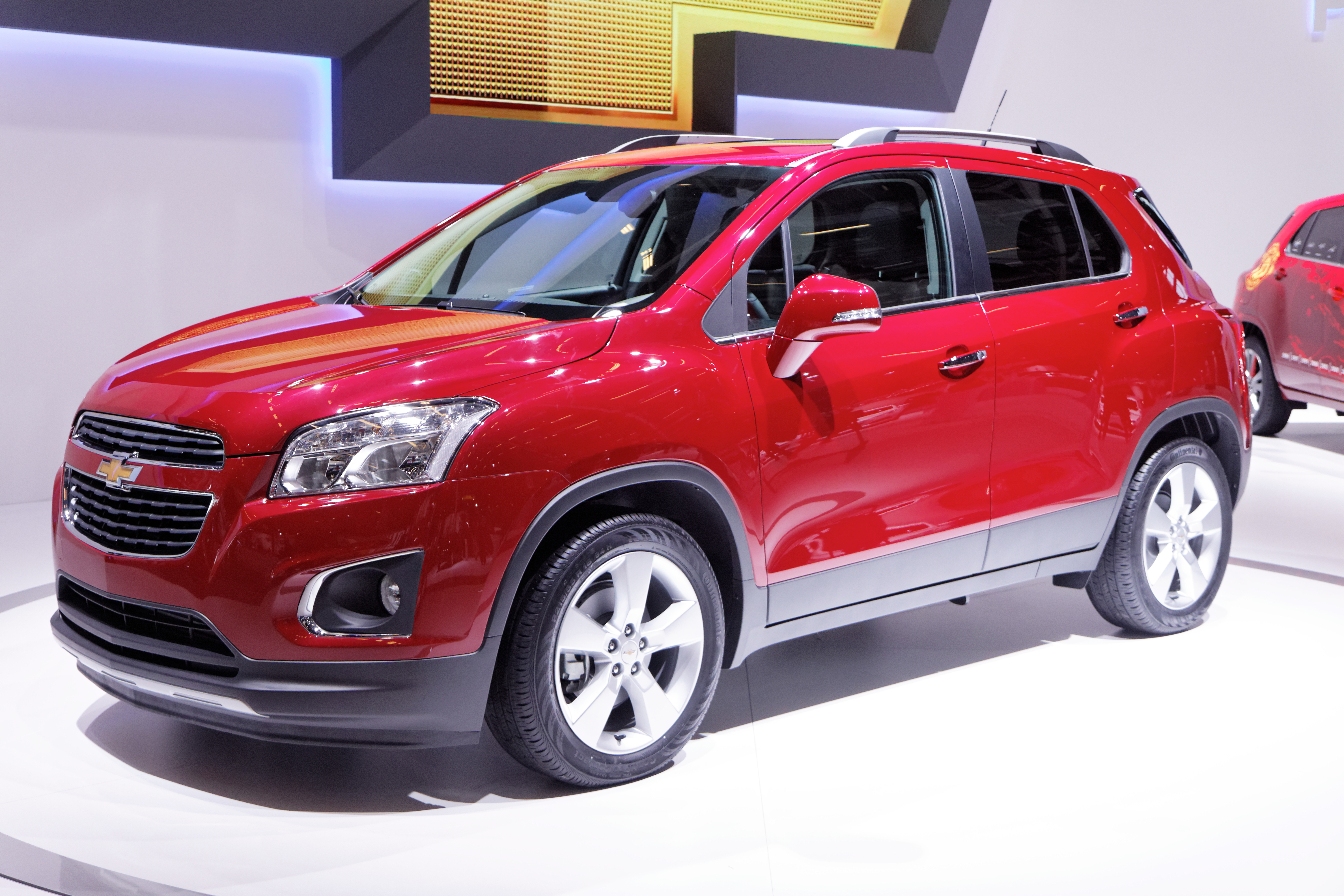 Depiction of Chevrolet Trax