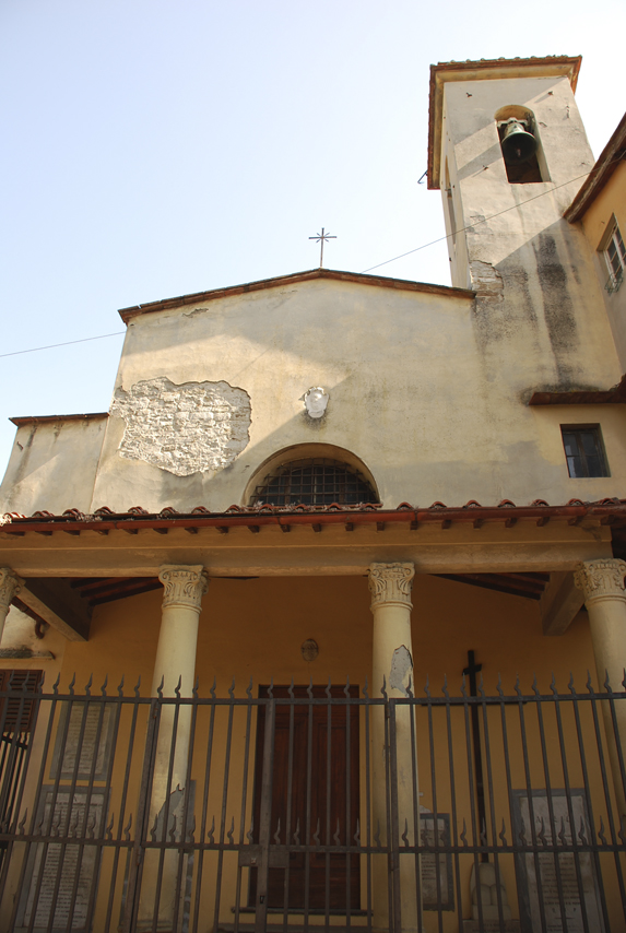 Chiesa Dei Santi Vito E Modesto Firenze Wikipedia