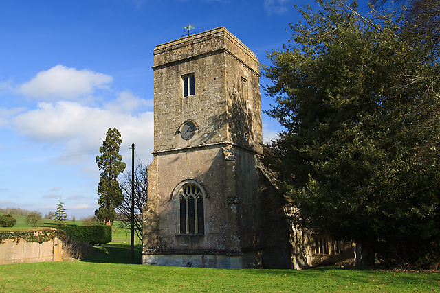 St James's Church, Draycot Cerne
