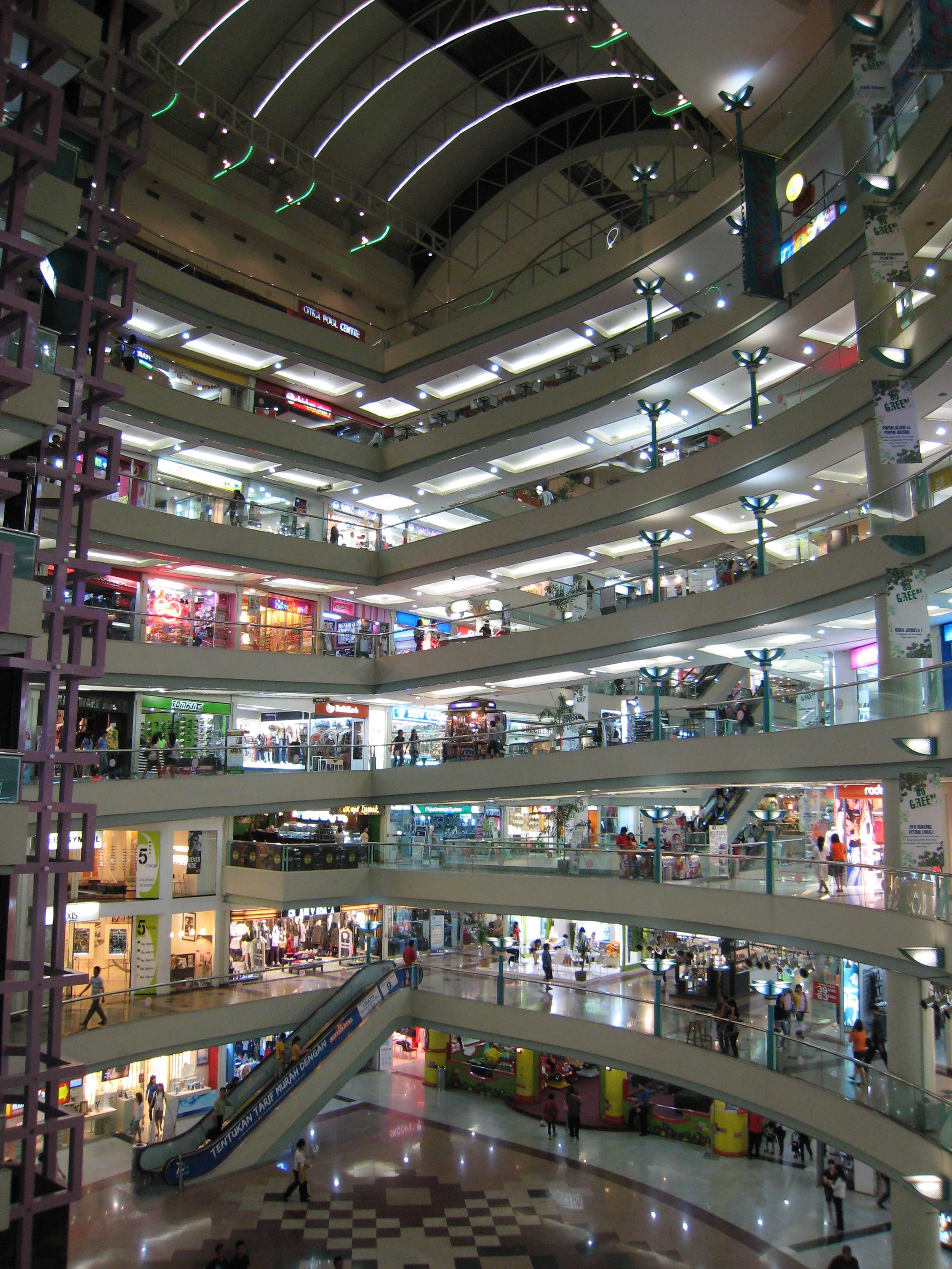 Mall Ciputra Wikipedia