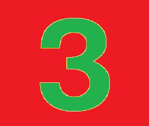 File:Number 3 in yellow rounded square.svg - Wikimedia Commons
