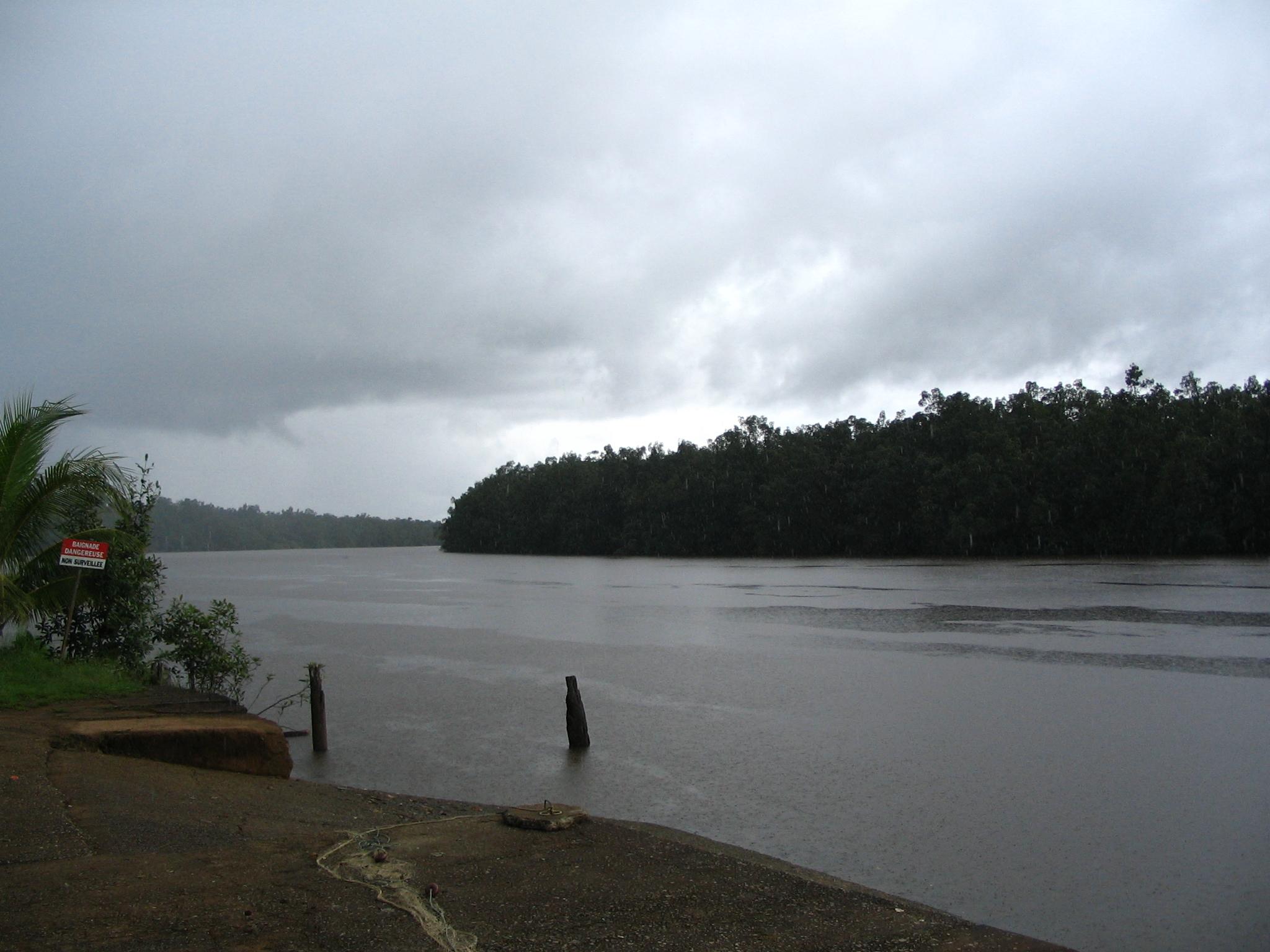 On the rainy river essay