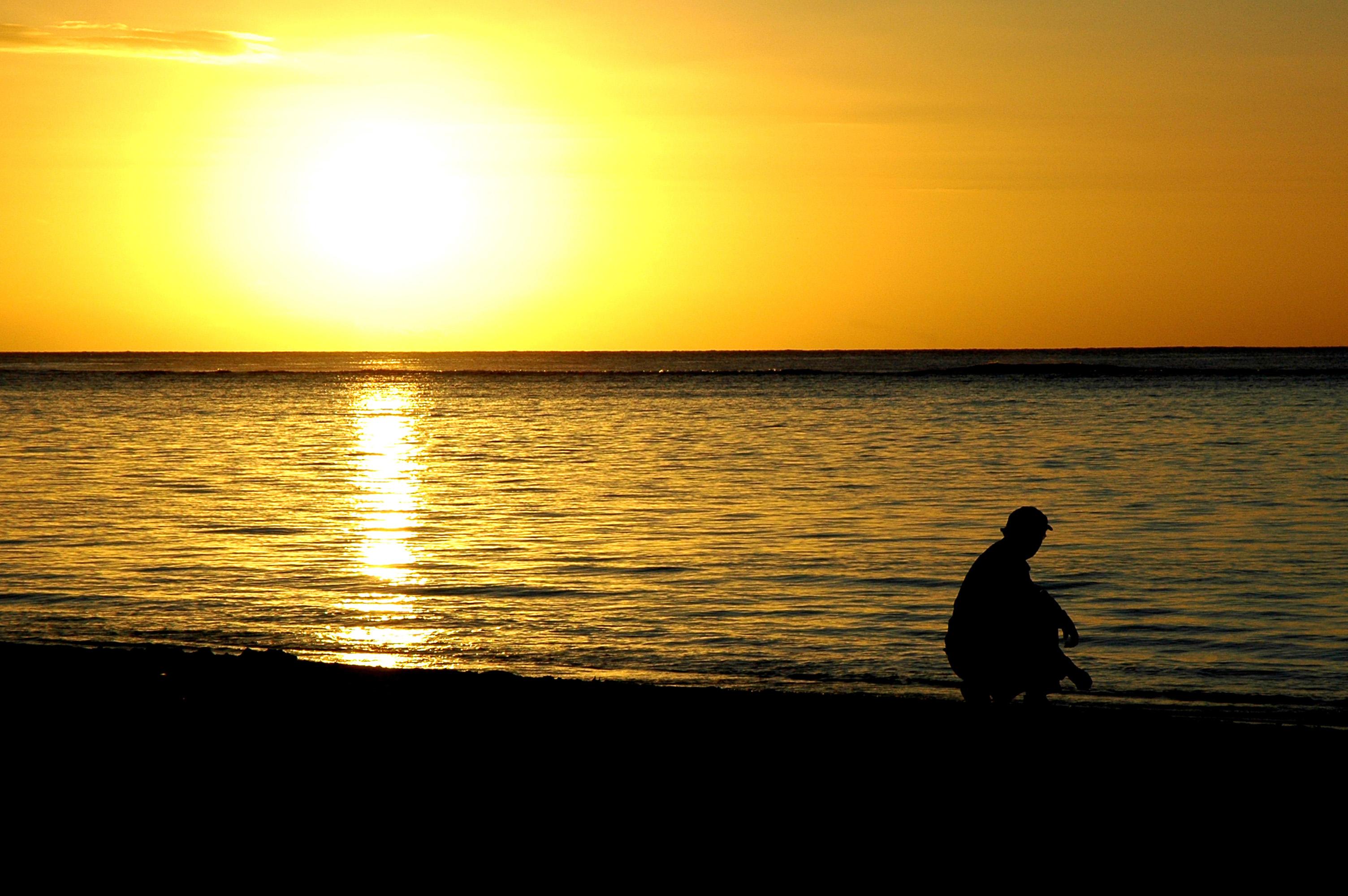 coucher de soleil - photo #3