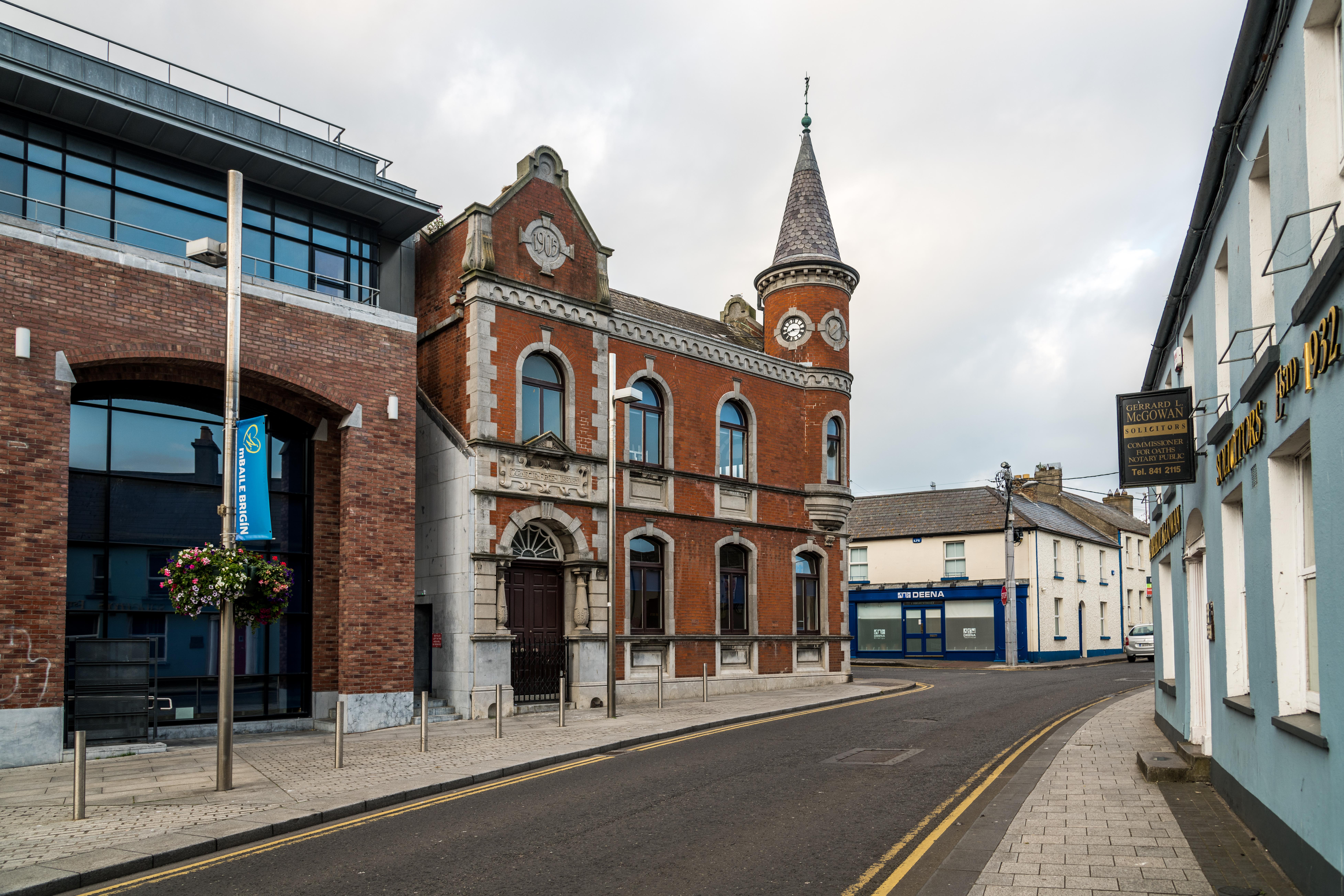 Skerries, Co. Dublin - Irish Rail