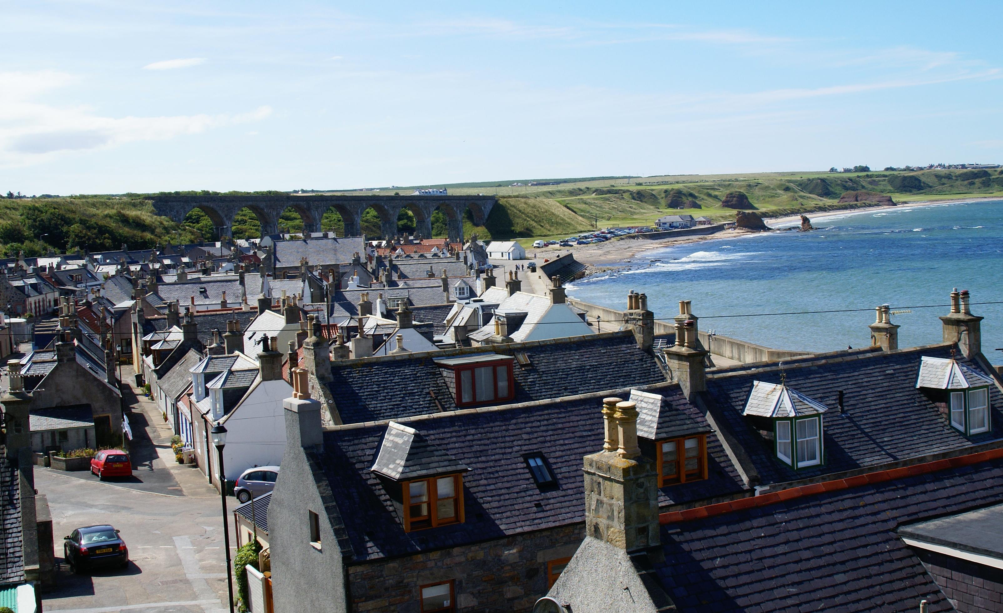 Cullen, Moray - Wikipedia