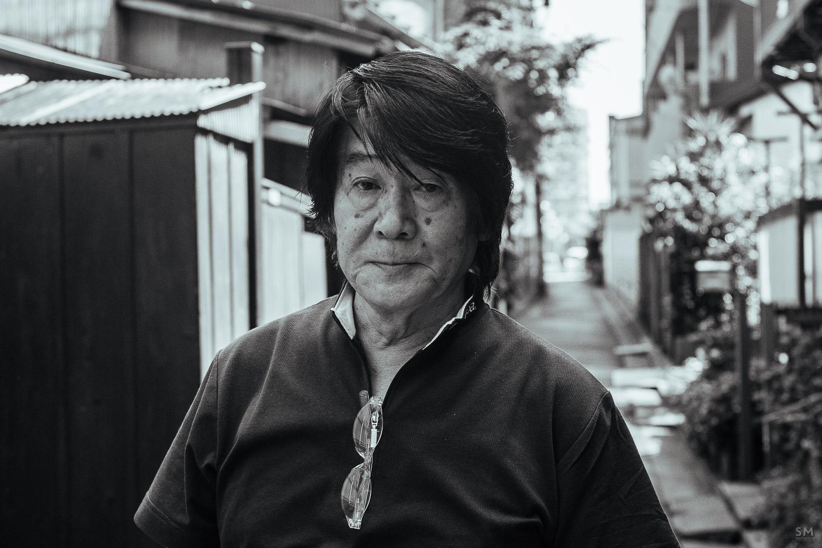 Image of Daido Moriyama from Wikidata